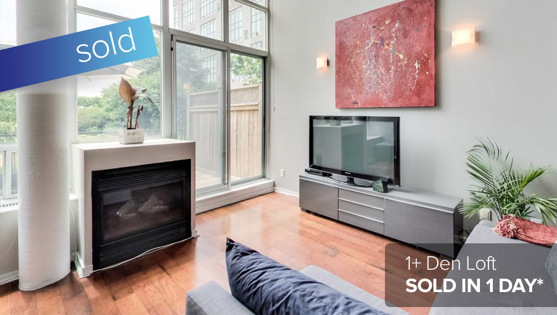 250 Manitoba Street #535 - Mimico  SOLD: 99% of List Price in 1 Day!