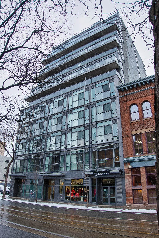 127 Queen Street East Toronto The Glasshouse Lofts-1 Outside.jpg
