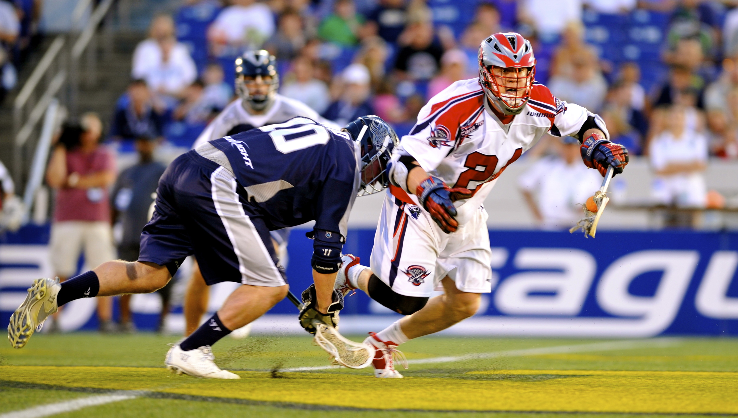 Name:  Chris Eck   Hometown:  Fairfield, CT   Age:  30   College:  Colgate University   Current Pro Team:  Boston Cannons   Signature Move:  Plunger