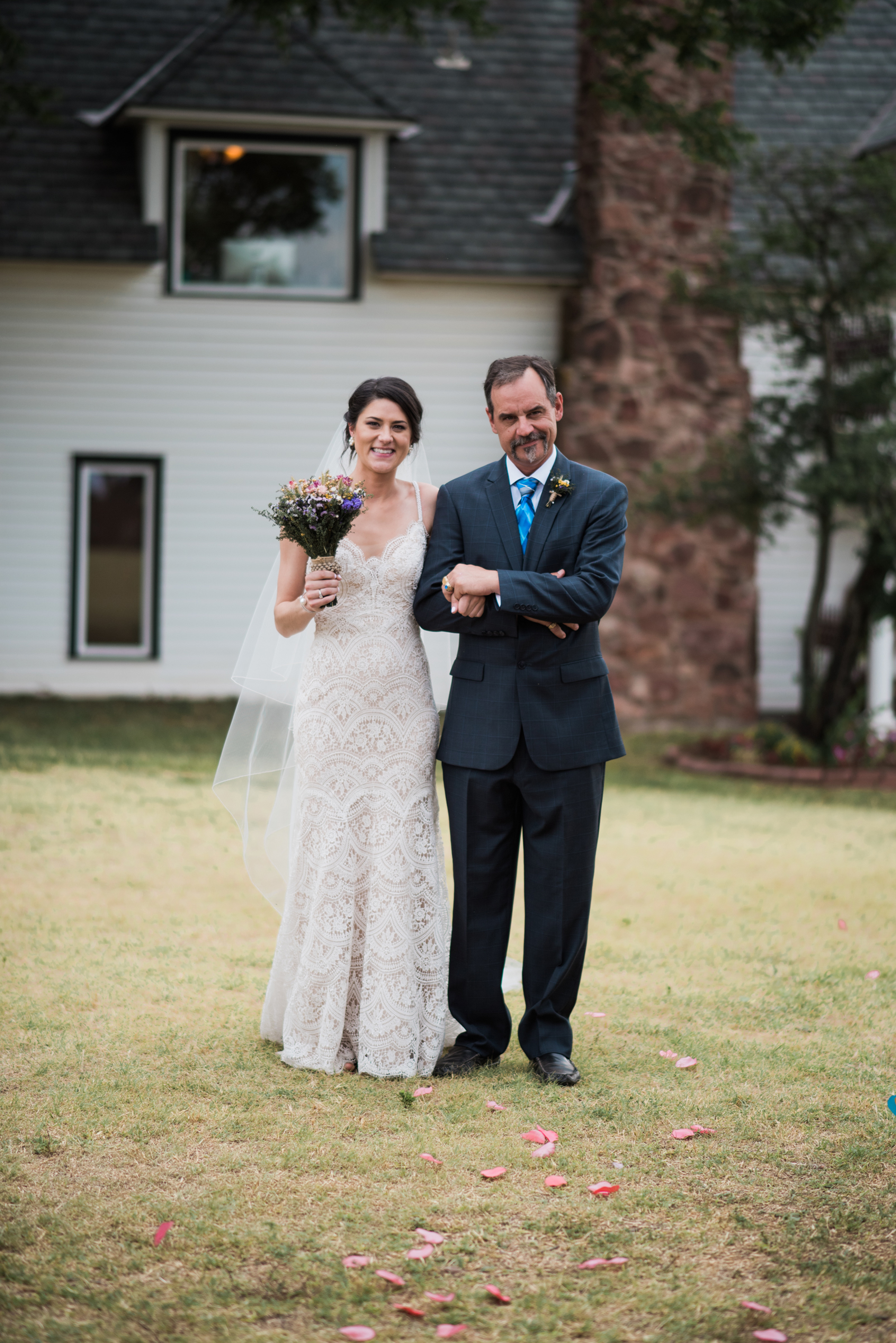 Alatje Dave Wedding The Barn At The Woods Edmond