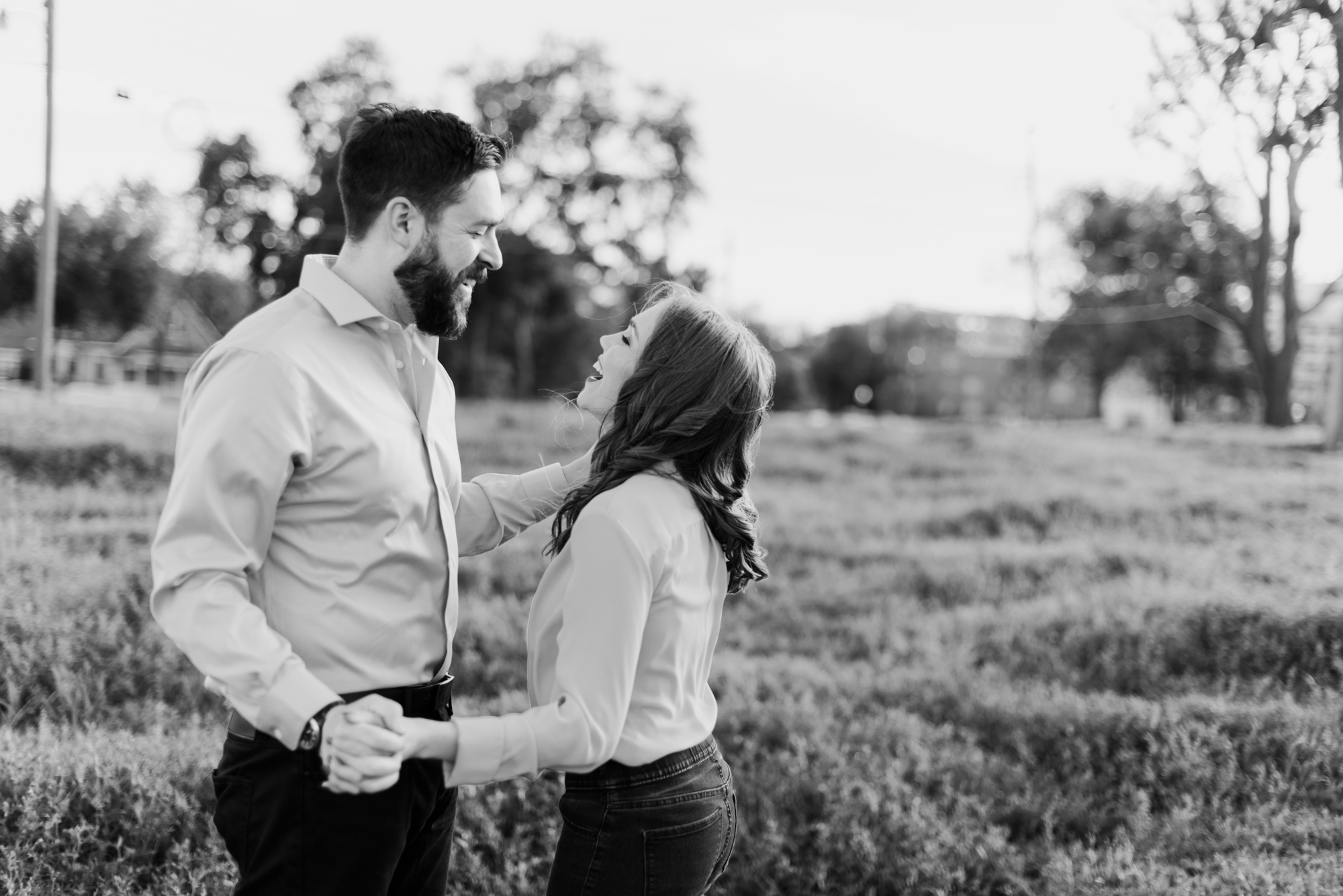INQUIRE ABOUT YOUR ENGAGEMENT SESSION - Engagement sessions can be booked through wedding collections or individually!We can create a custom session to perfectly suit your needs.