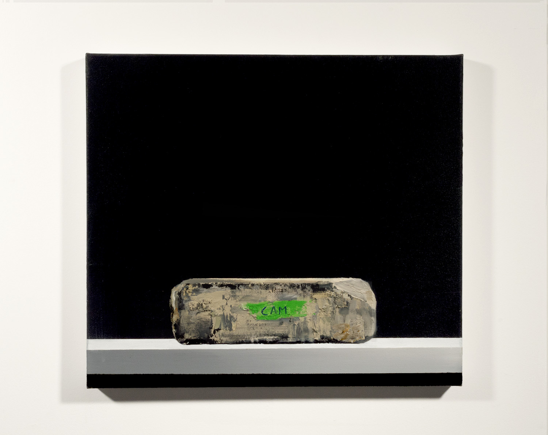Lithograph Stone - Cam (2015)