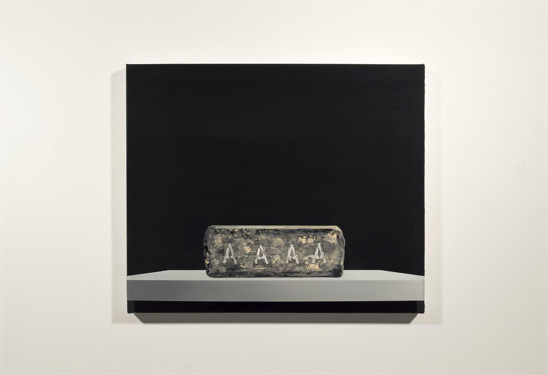 Lithograph Stone - AAAA (2015)