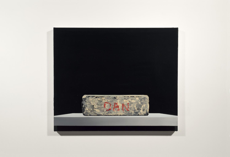 Lithograph Stone - DAN (2015)
