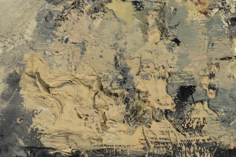 Lithograph Stone - T.-L. (detail)
