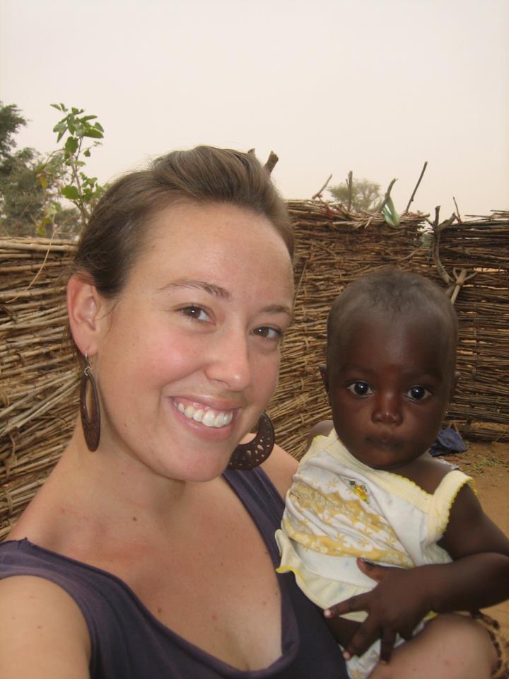 In Niger in 2010