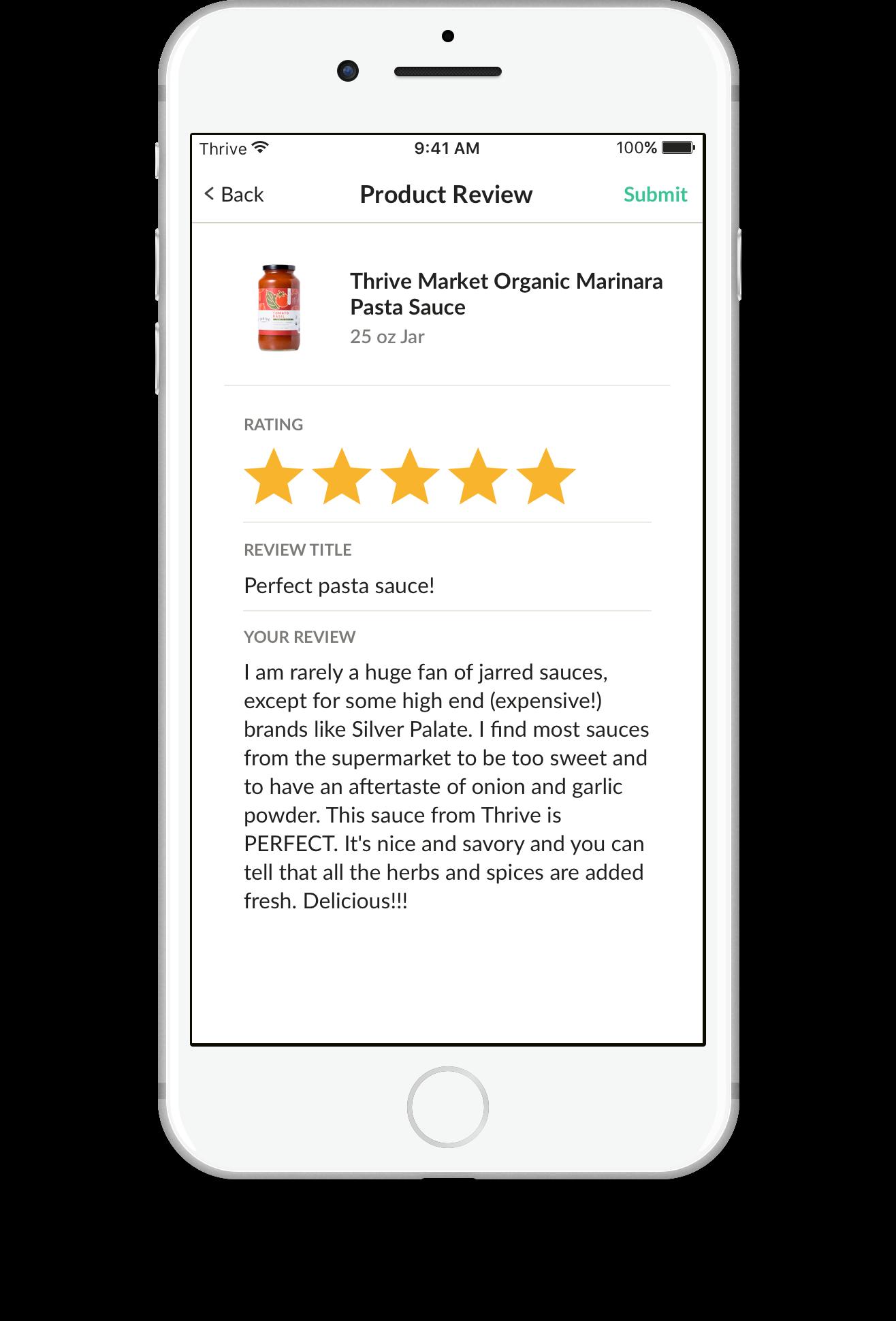 In-App Reviews