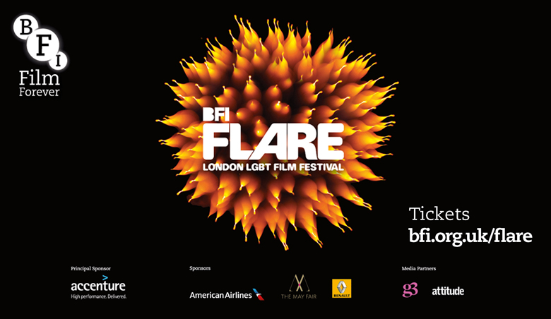 UK Premiere - BFI Flare: London's LGBT Film Festival