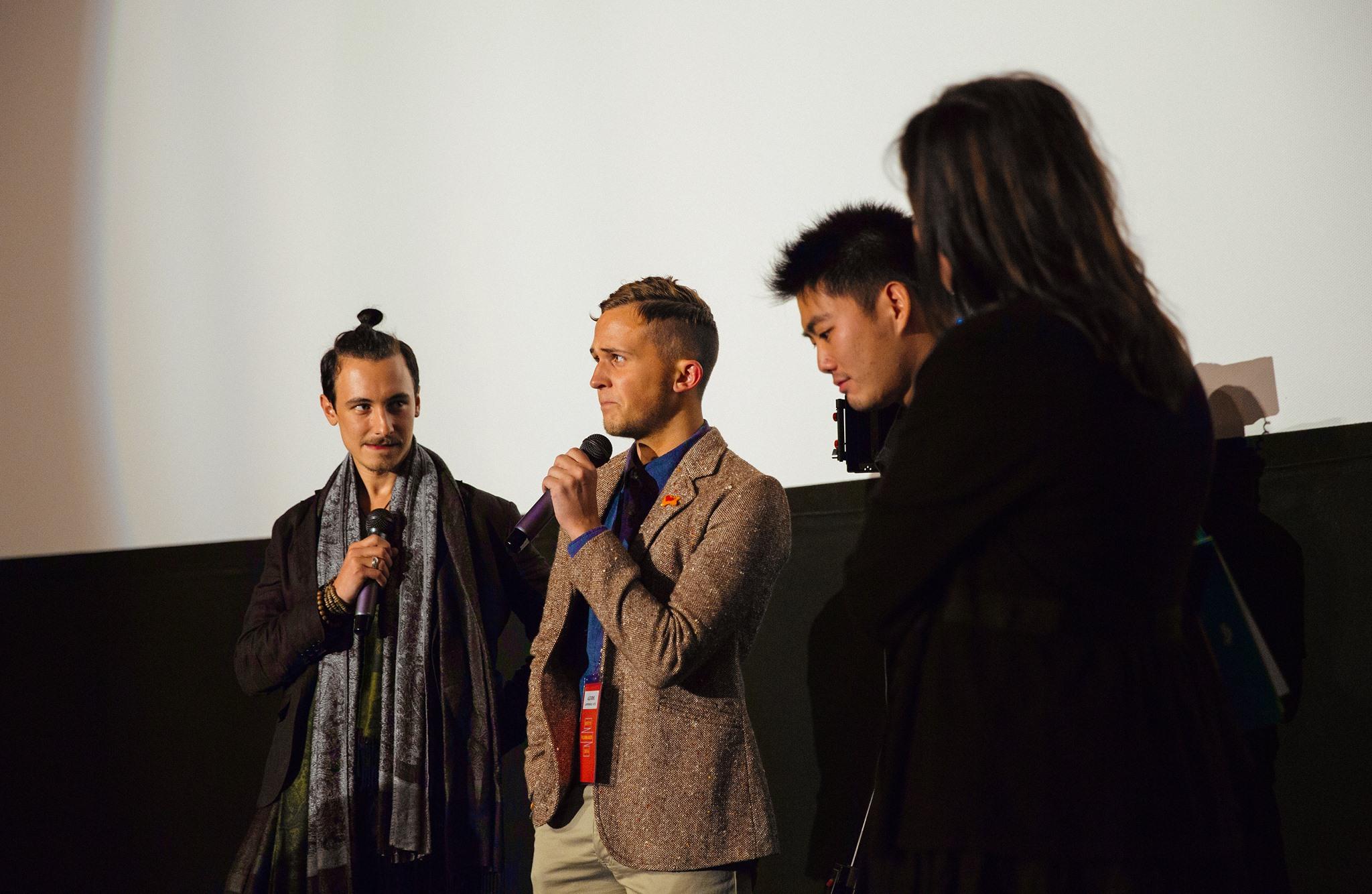 Emotional NFFTY 2014 Closing Night Screening.