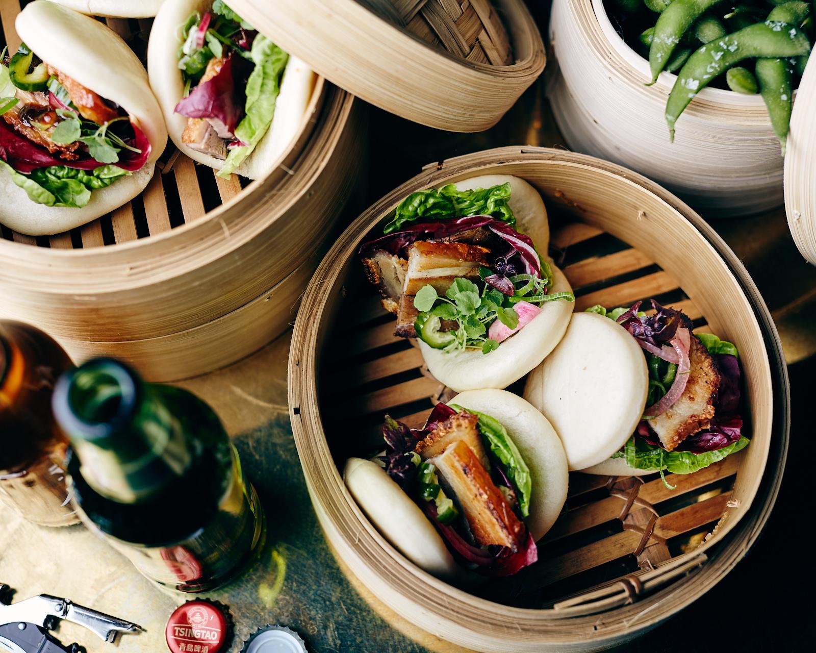 De Blauwe Draak.Food Photography