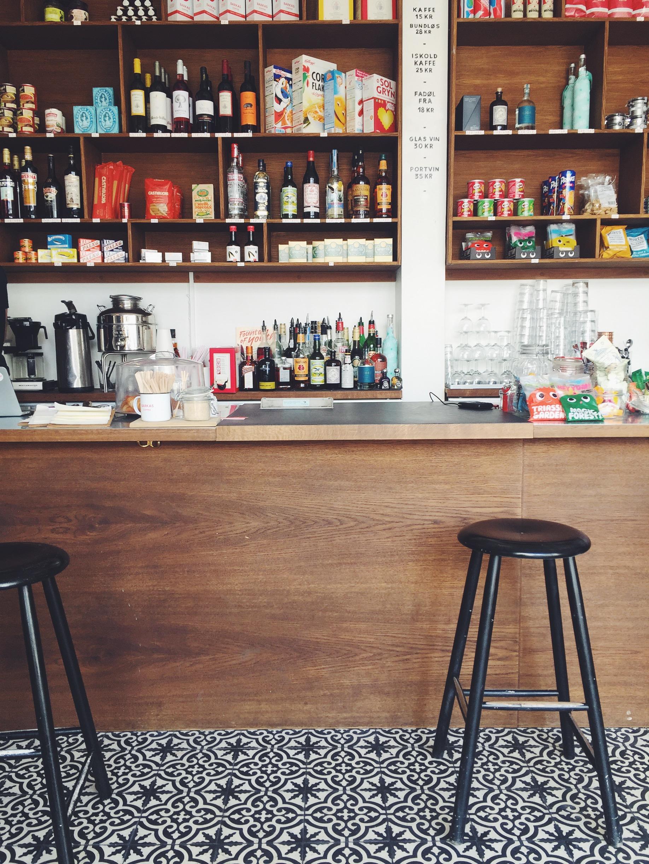 1. DRINK | DEPANNEUR