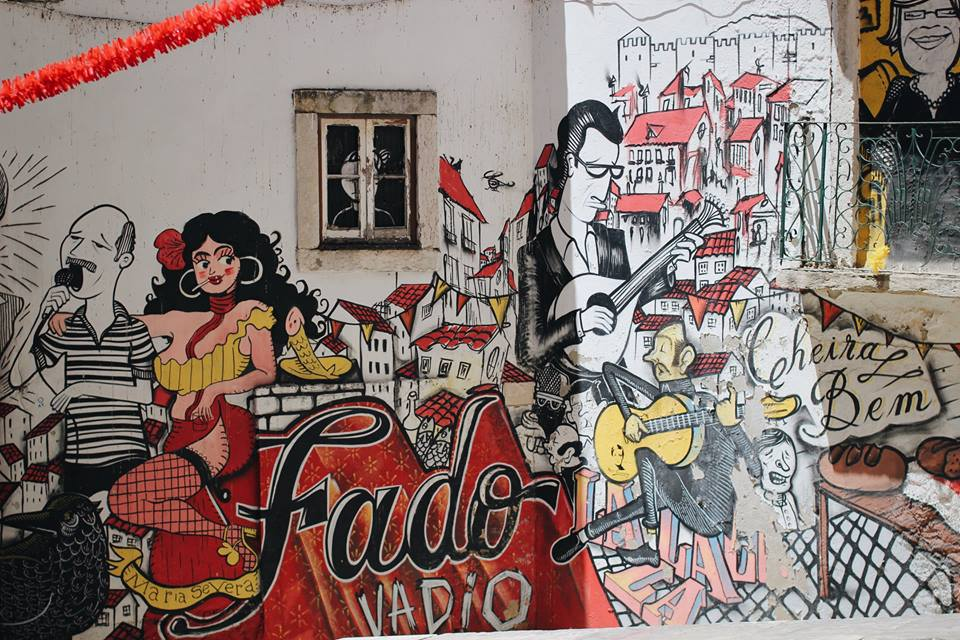 Fado is characterized by sadness and melancholia, and you'll find plenty of places putting on a show during dinner to experience the Portuguese tradition.