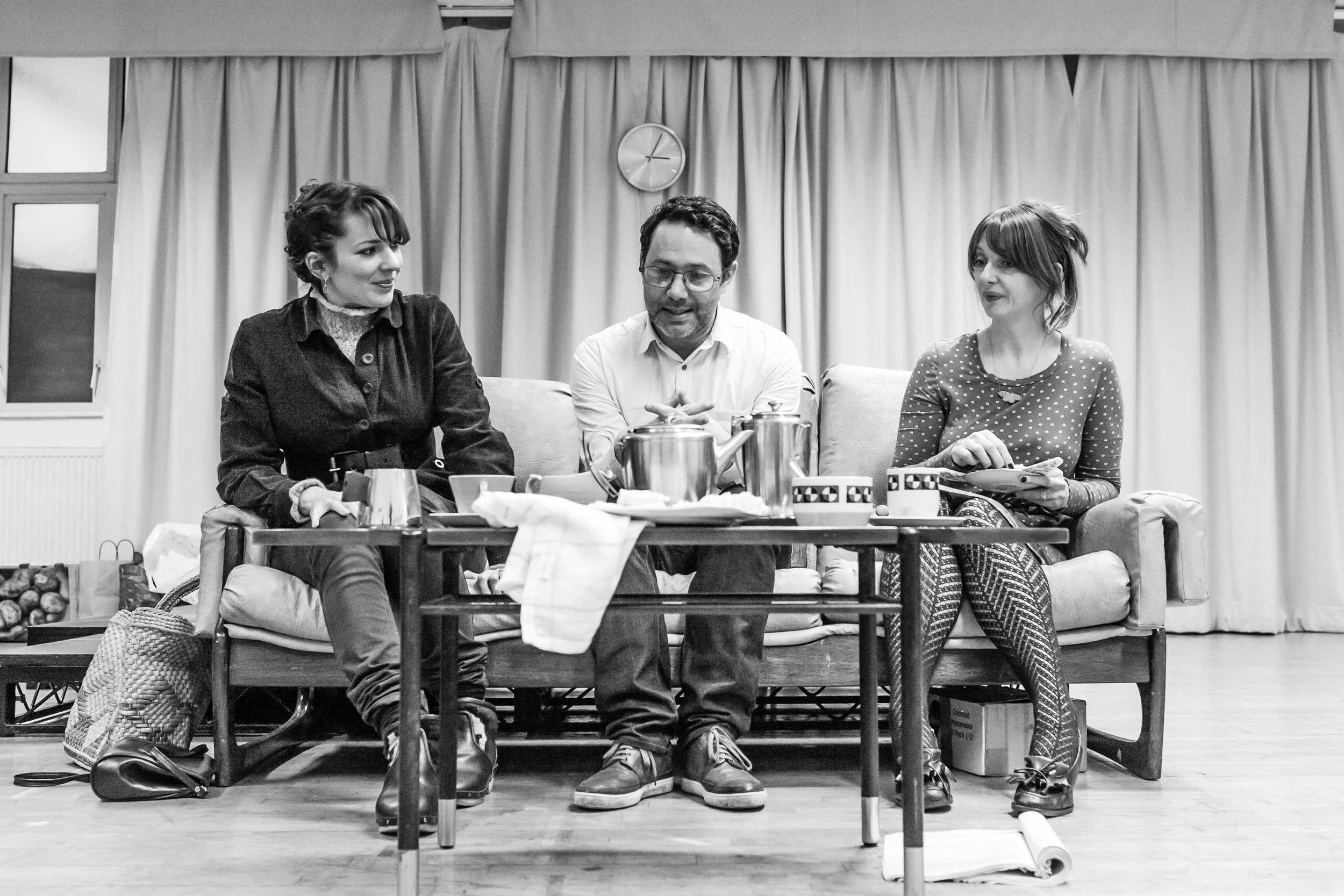 Absent Friends • Harold Pinter Theatre • Dir. Jeremy Herrin