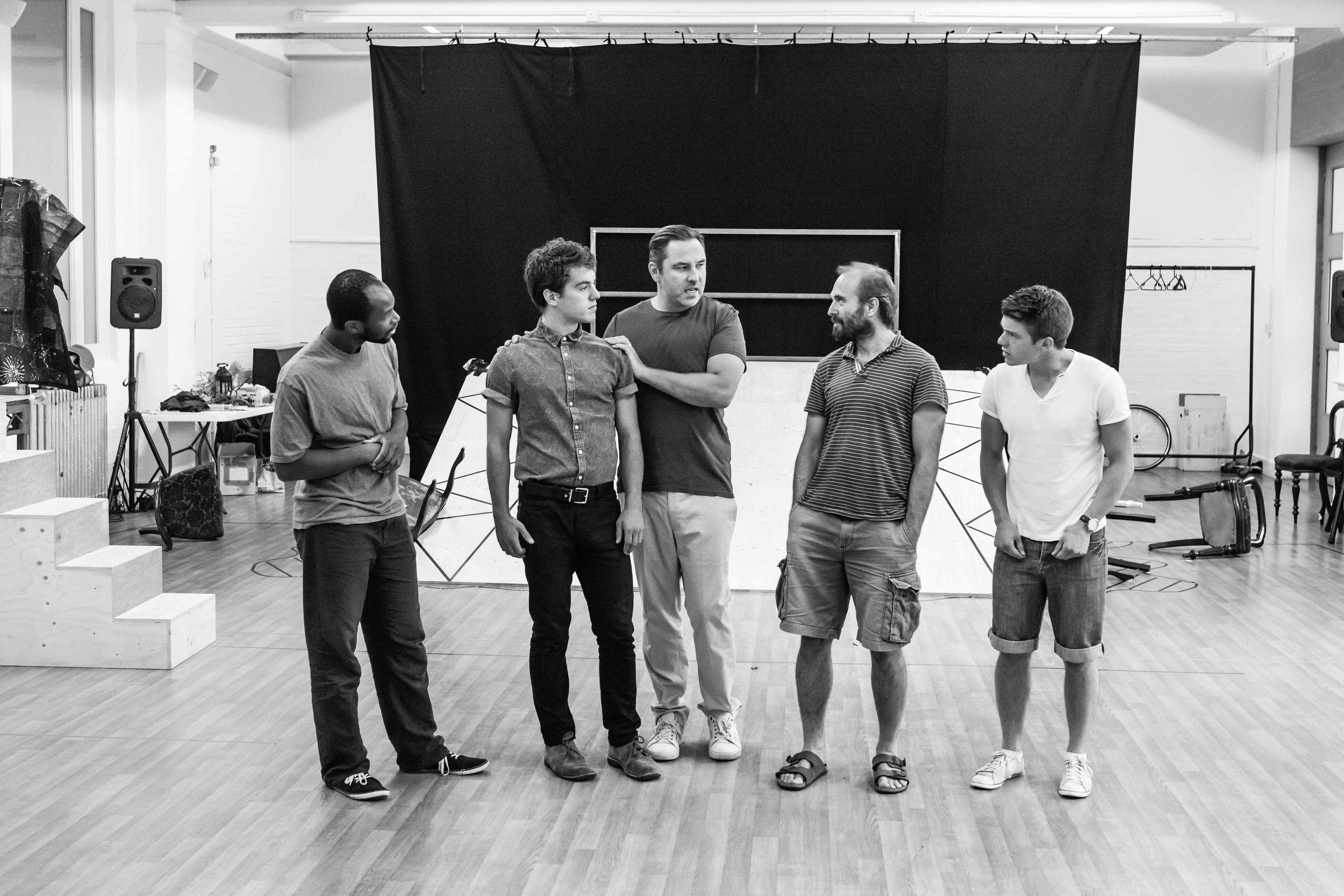 A Midsummer Night's Dream • Noel Coward Theatre • Dir. Michael Grandage