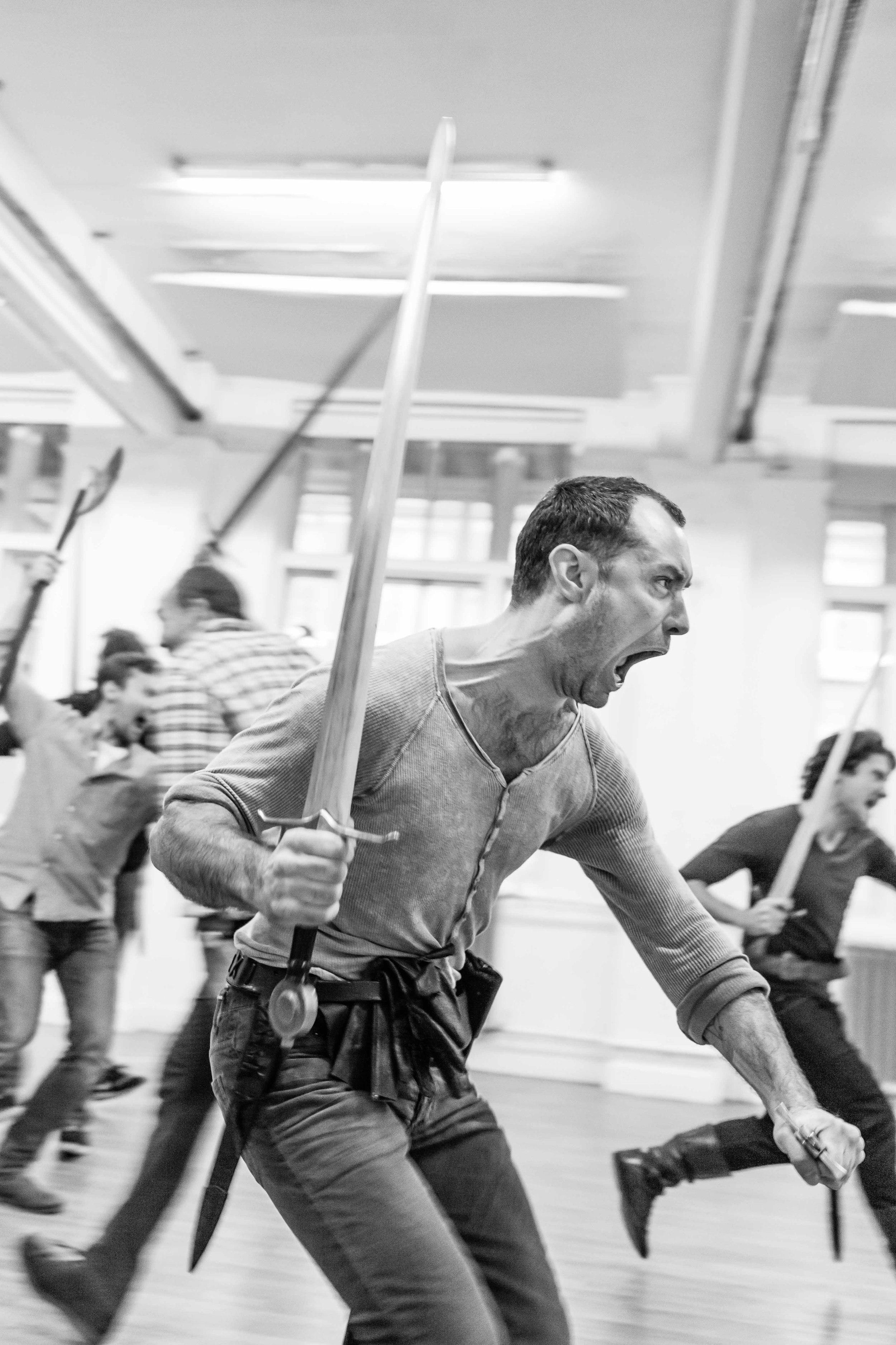 Henry V • Noel Coward Theatre • Dir. Michael Grandage