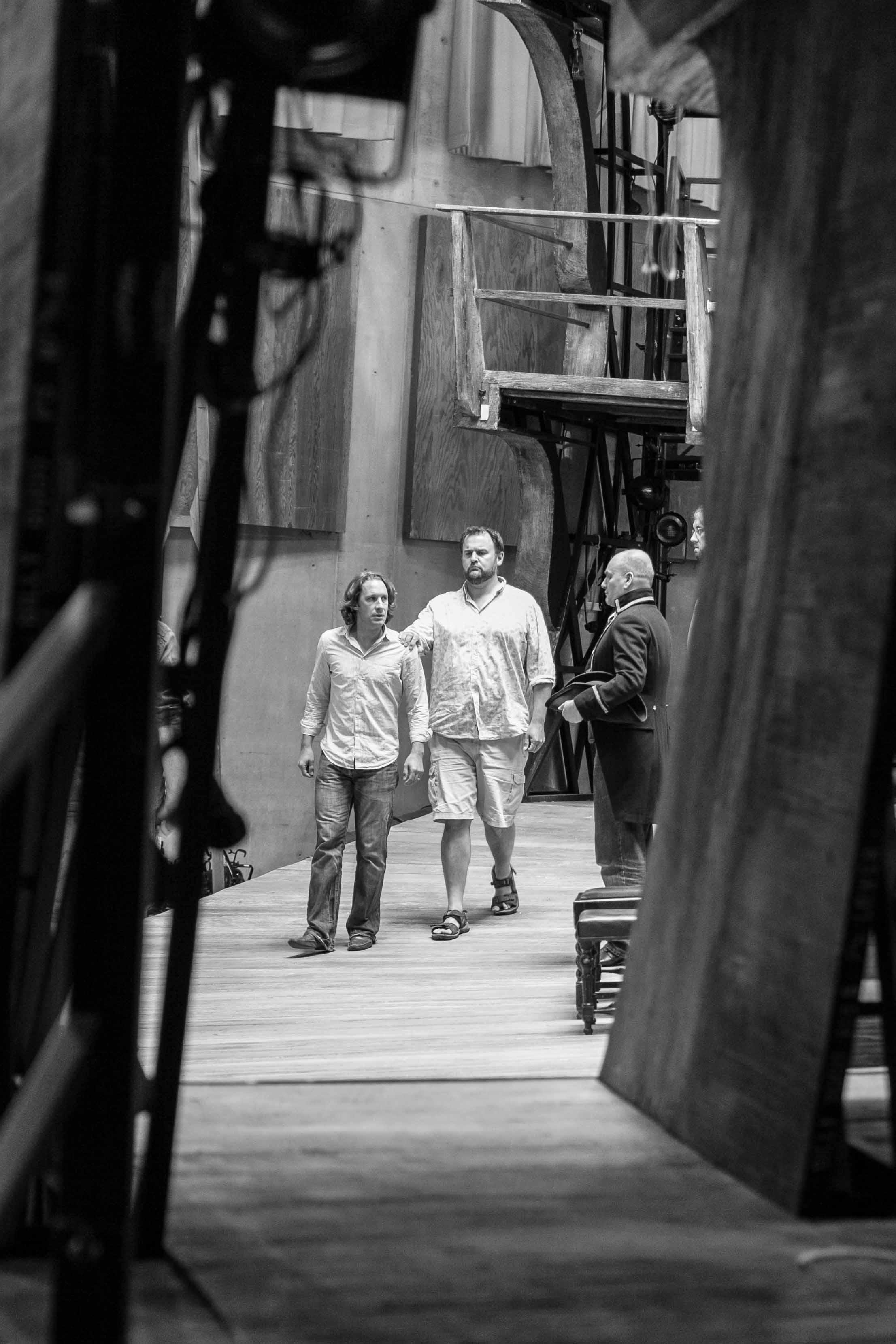 Billy Budd • Glyndebourne • Dir. Michael Grandage