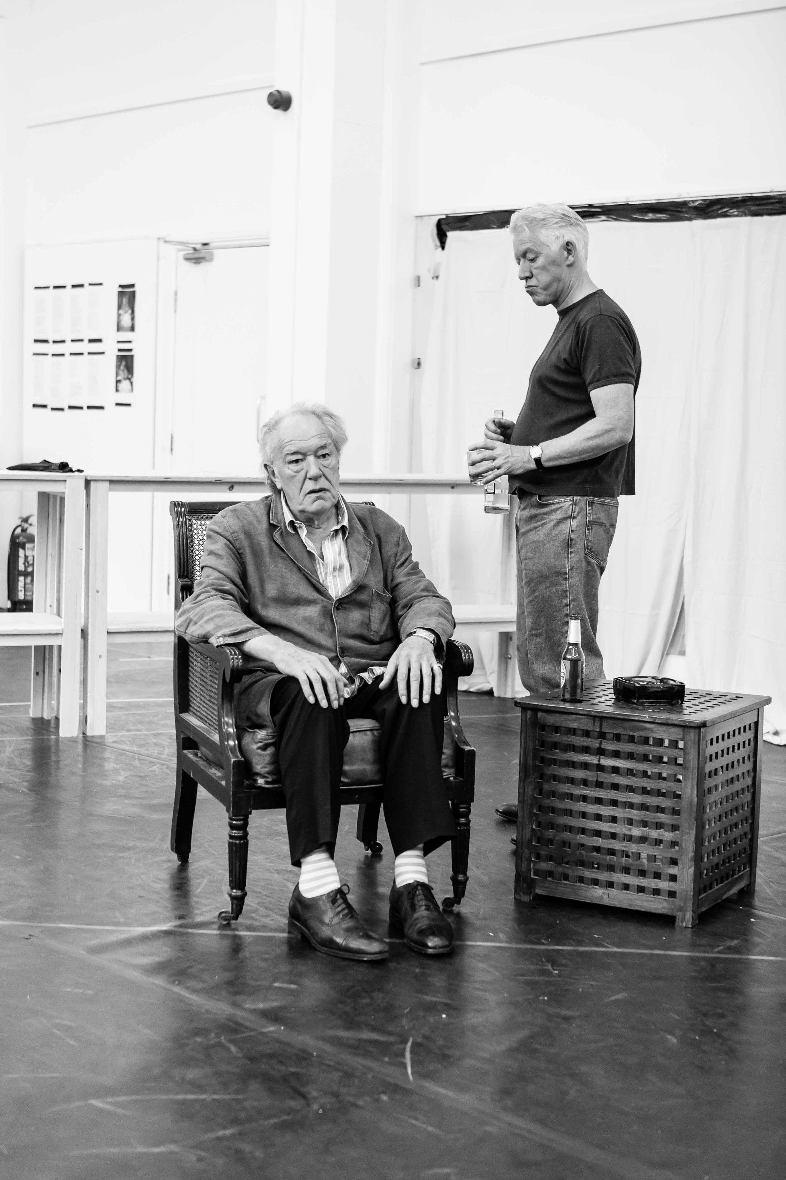 No Man's Land • Duke of York's Theatre • Dir. Rupert Goold