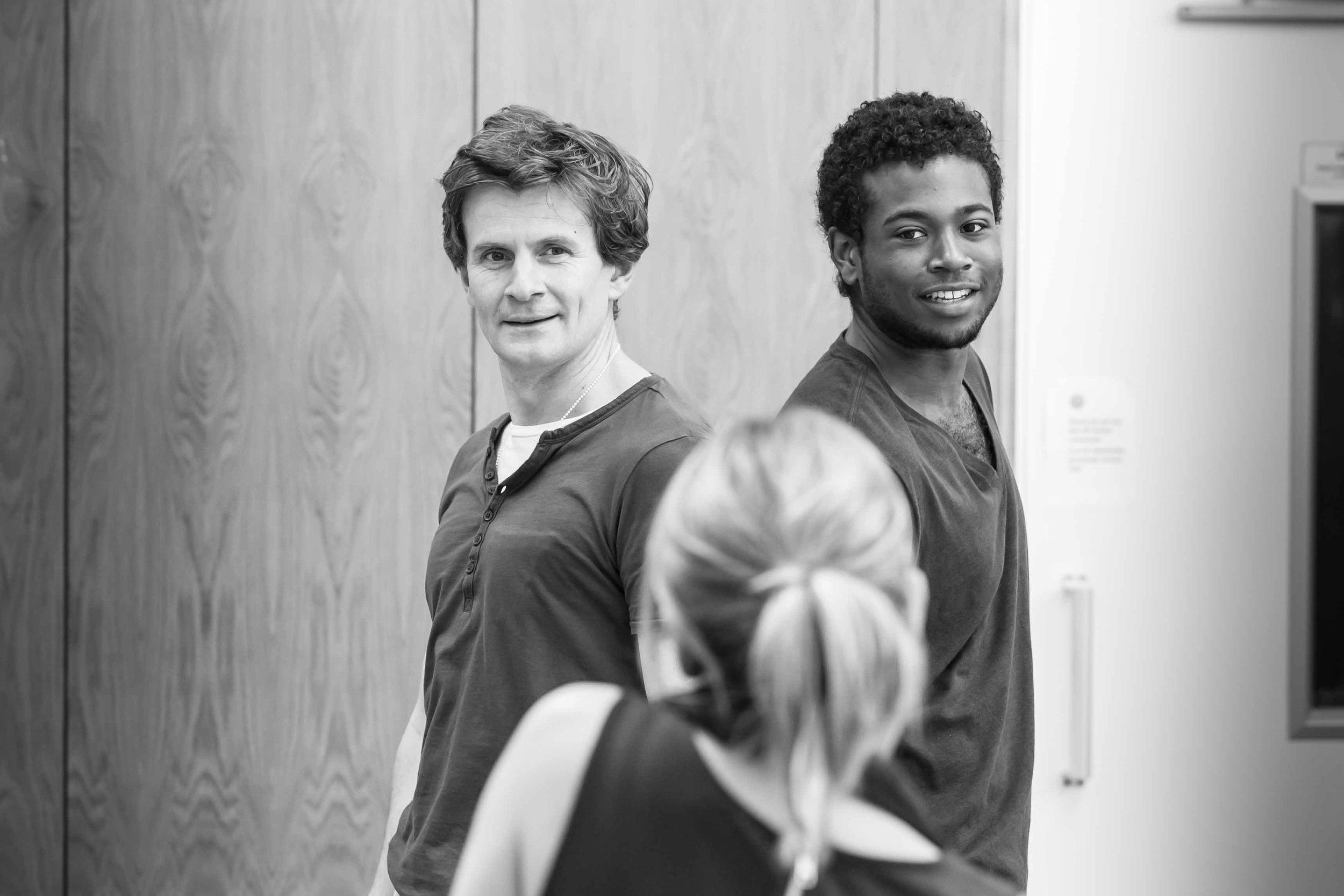 Mucha Ado About Nothing • Shakespeare's Globe • Jeremy Herrin