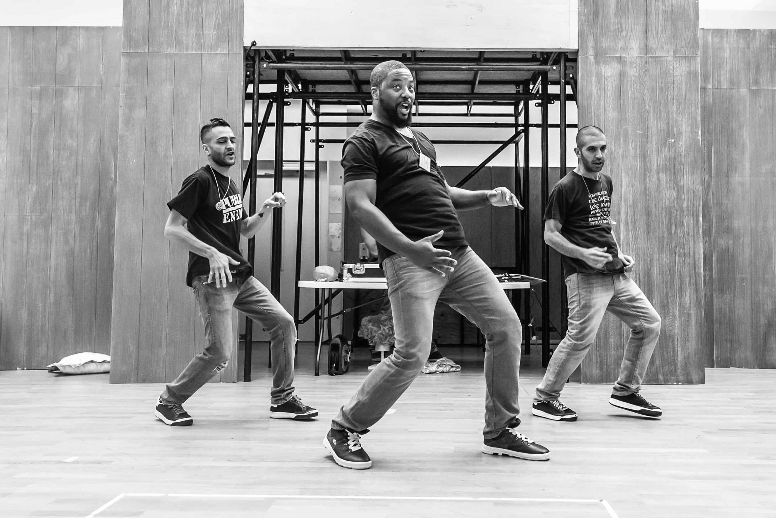 Othello • Shakespeare's Globe •Dir. The Q Brothers