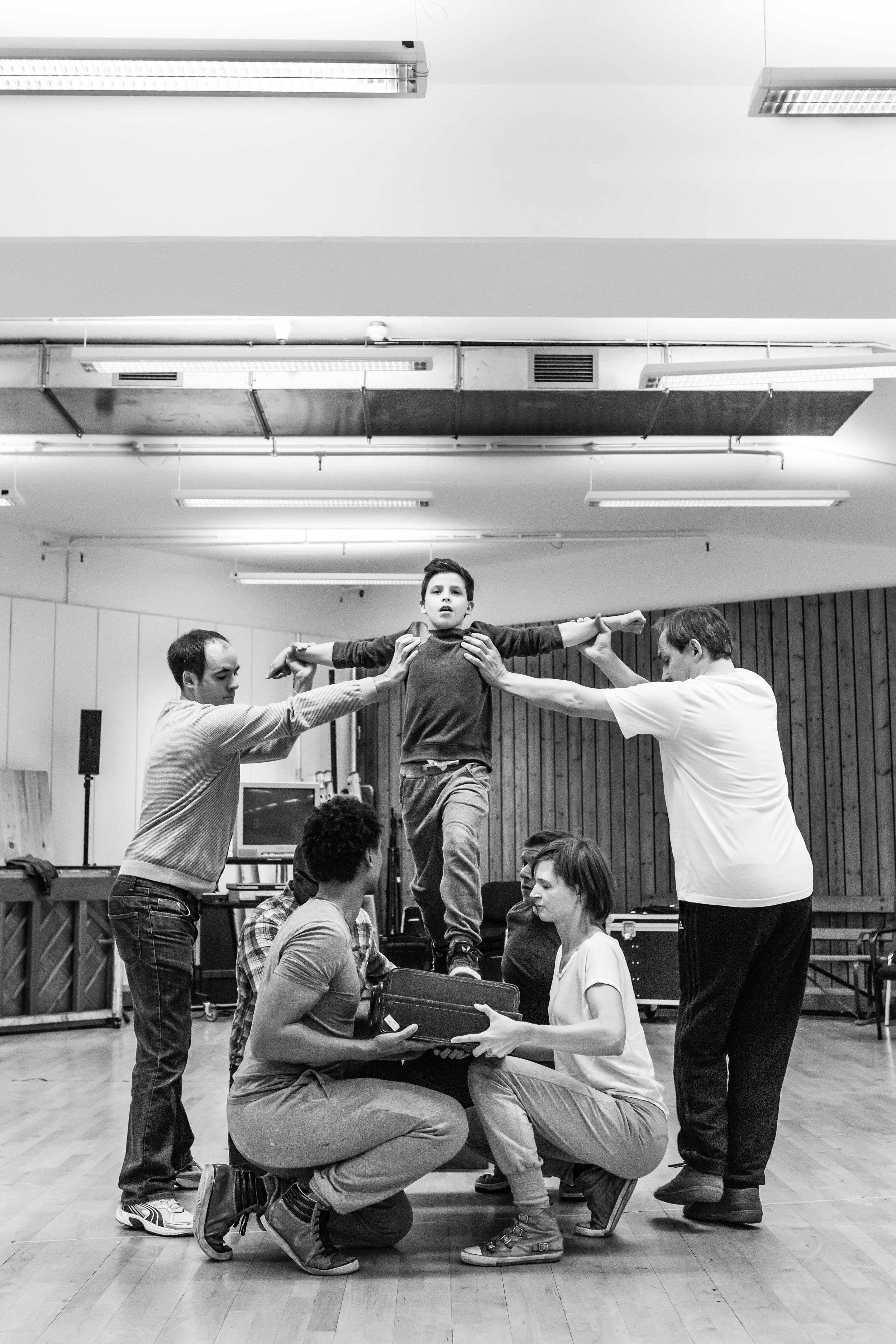 Emil and the Detectives • National Theatre, Olivier • Dir. Bijan Sheibani