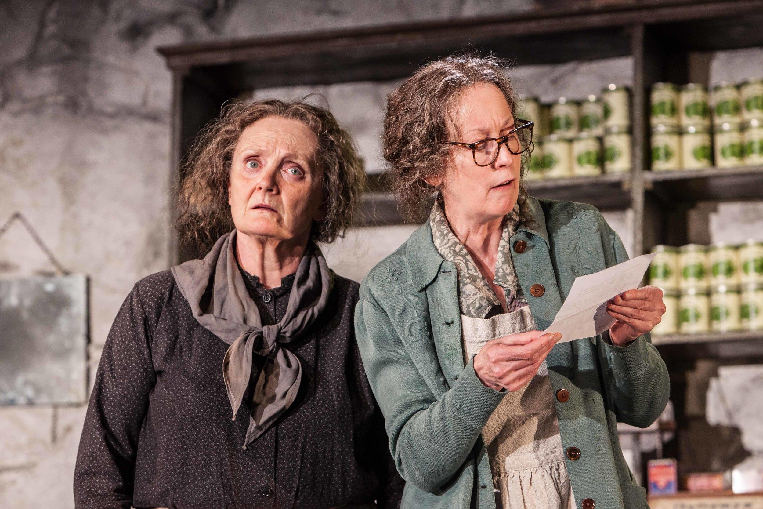 The Cripple of Inishmaan • Noel Coward Theatre and Broadway • Dir. Michael Grandage