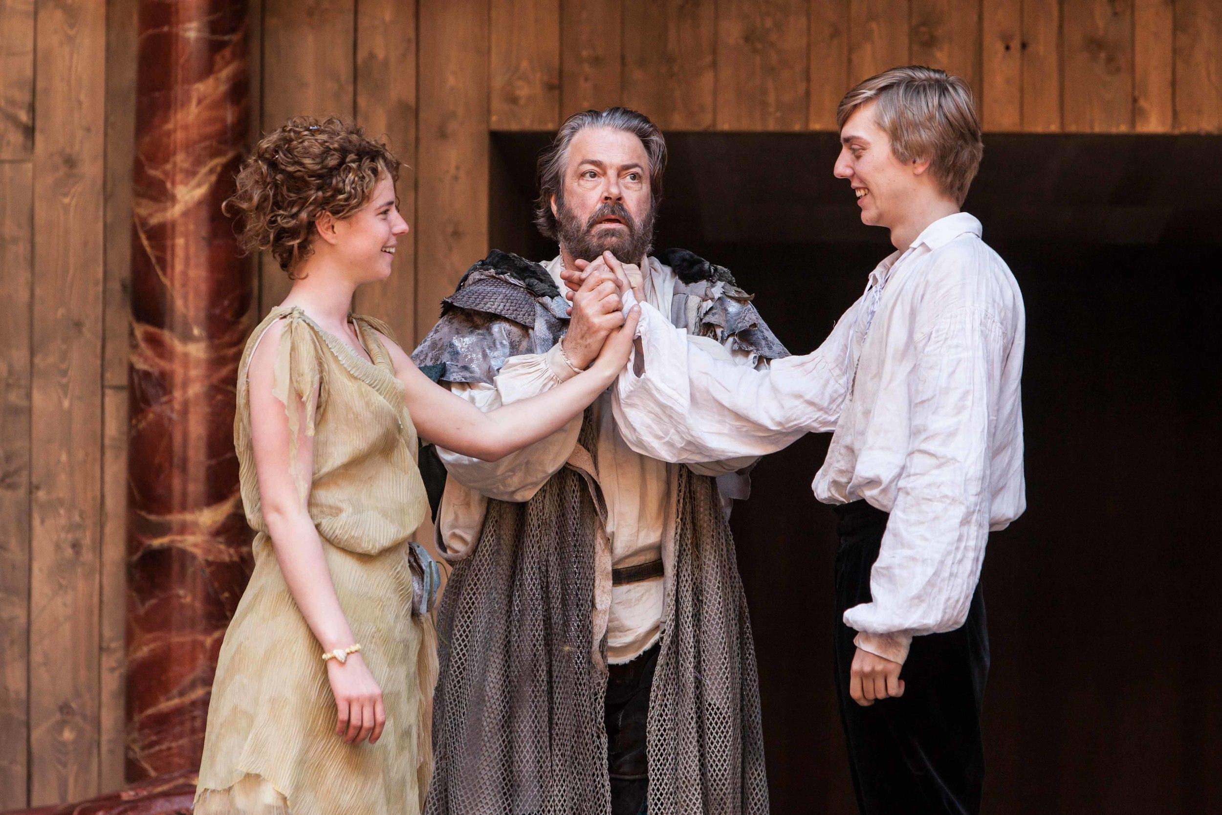 The Tempest •Shakespeare's Globe • Dir. Jeremy Herrin