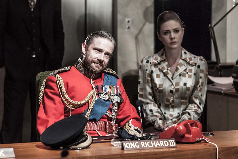 Richard III • Trafalgar Theatre • Dir. Jamie Lloyd