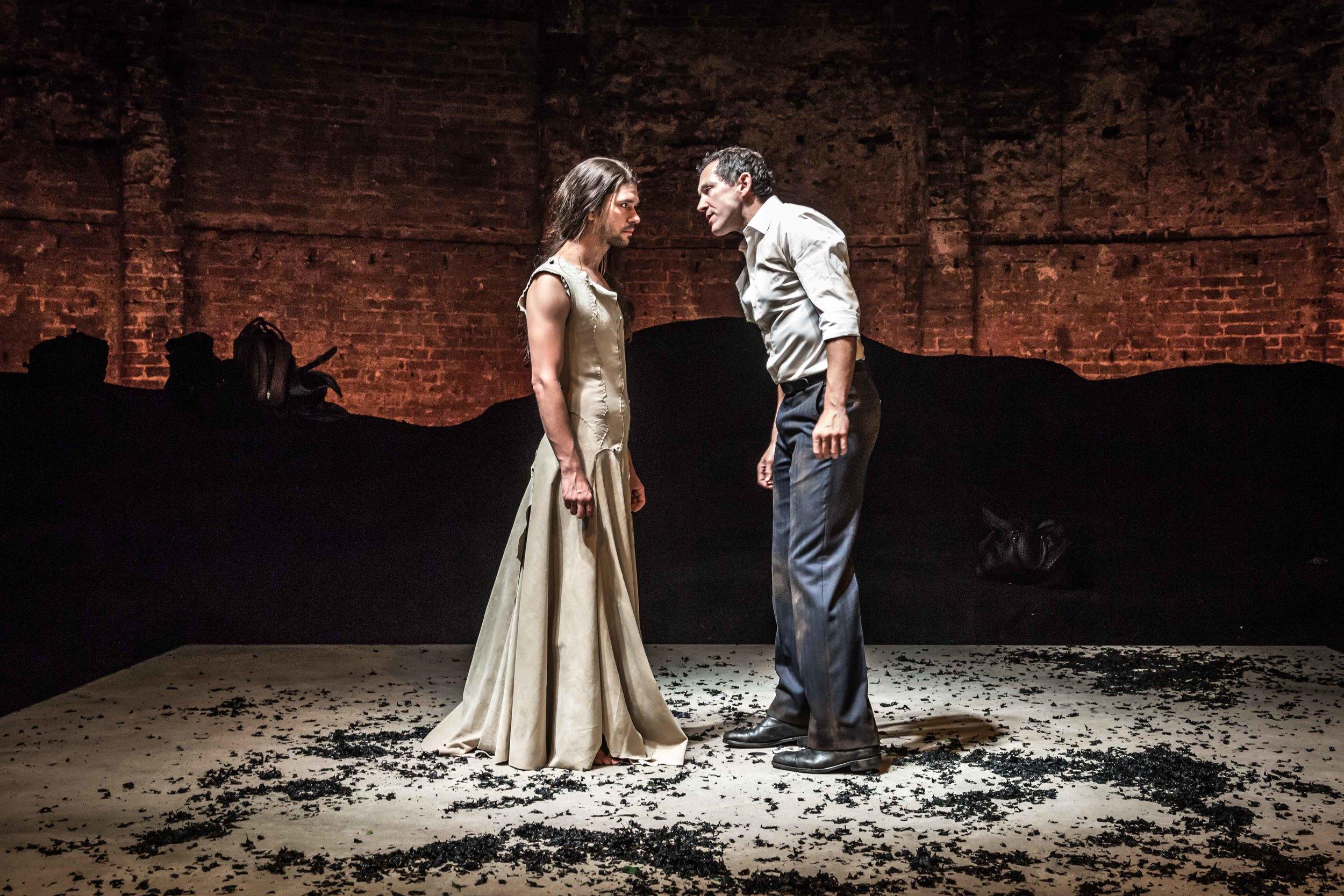 The Bakkhai • Almeida Theatre • Dir. James Macdonald