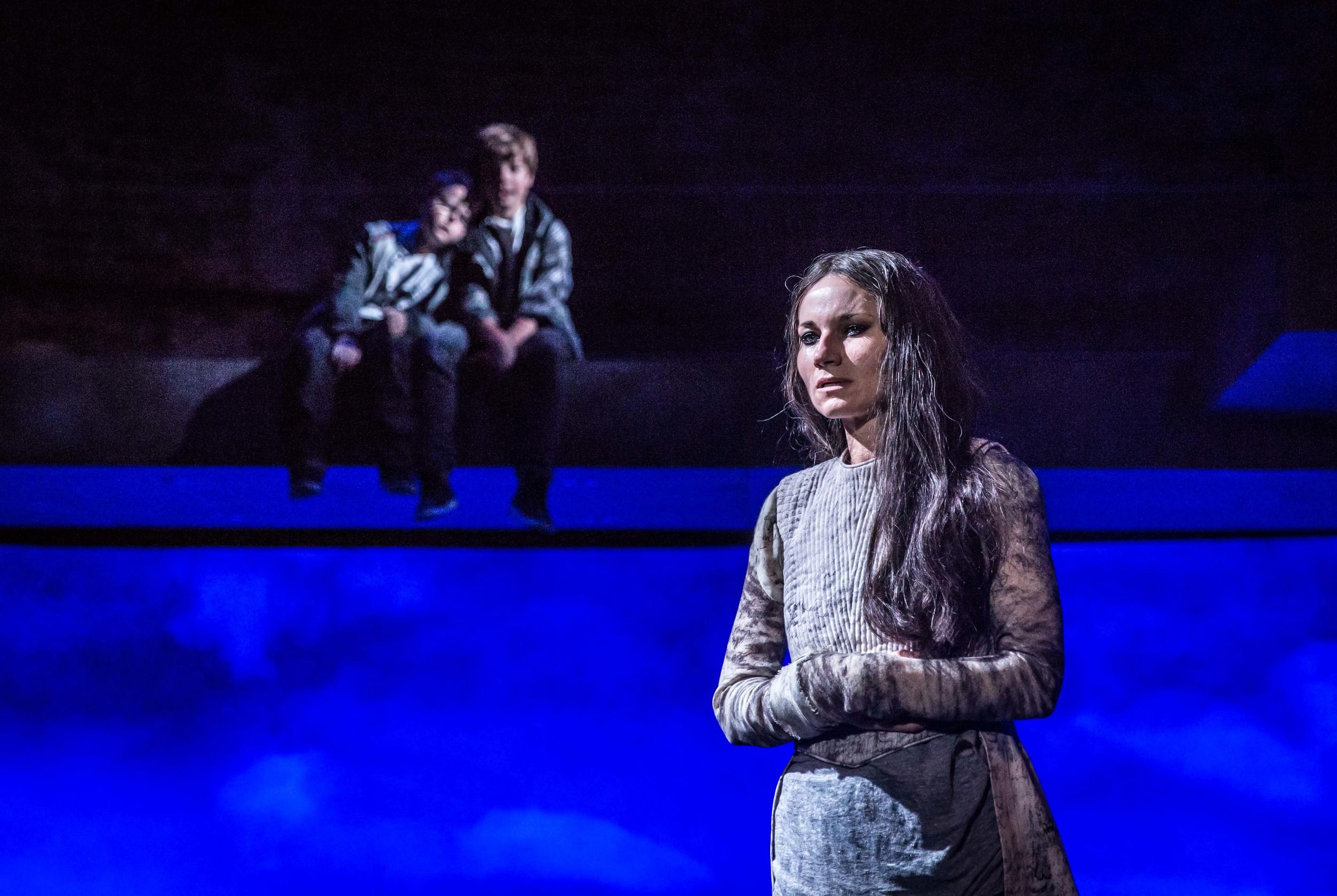 Medea • Almeida Theatre • Dir. Rupert Goold