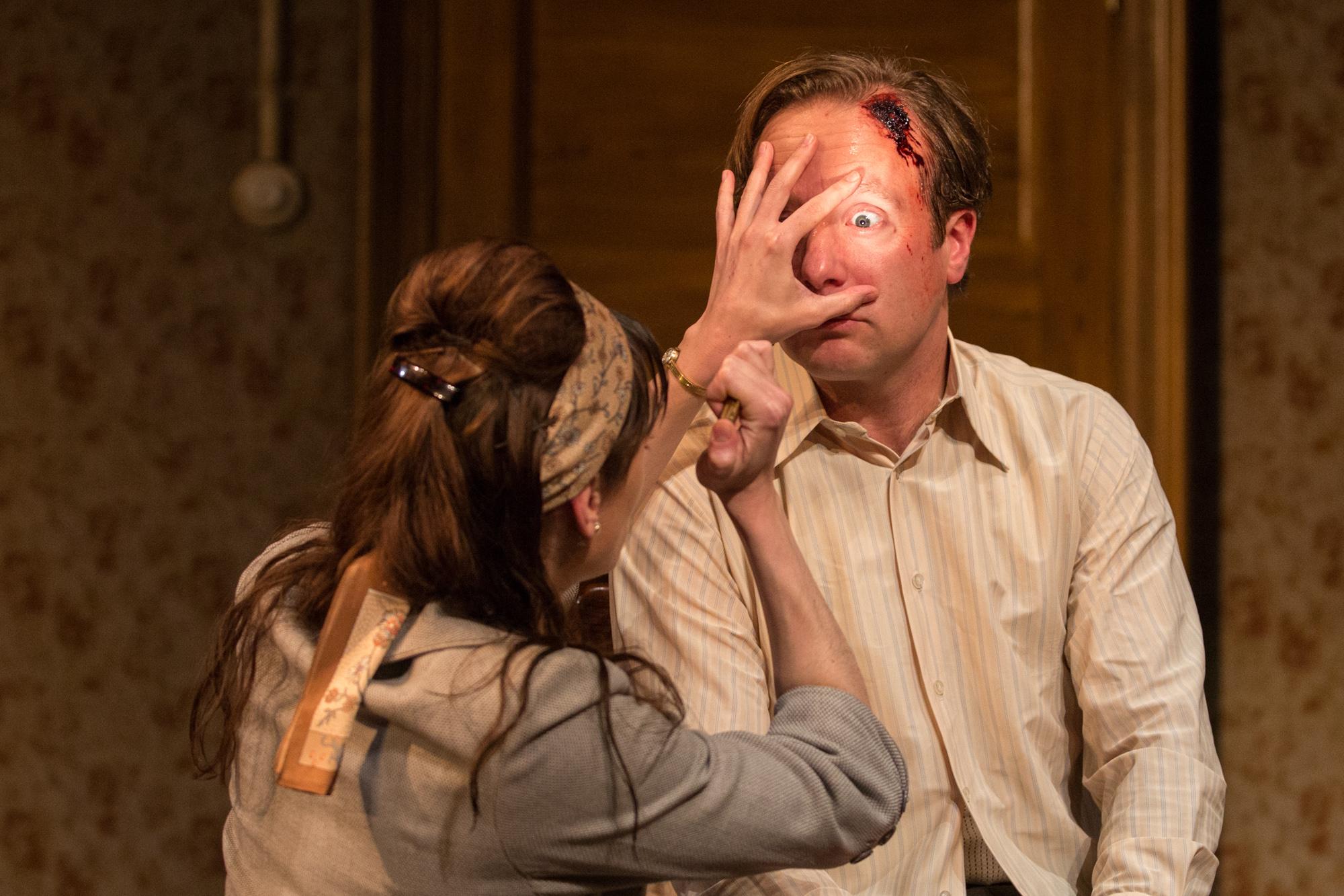 Cell Mates • Hampstead Theatre • Dir. Edward Hall