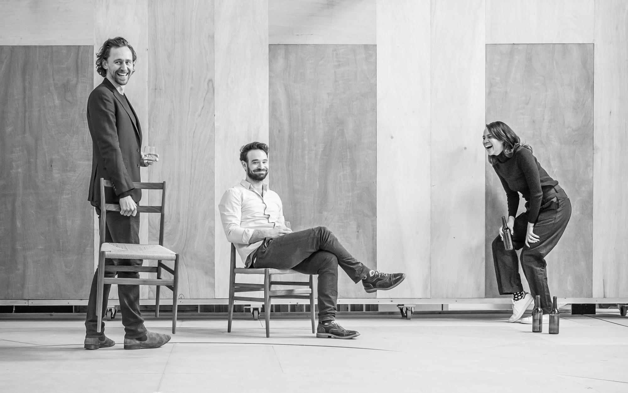 Betrayal • Harold Pinter Theatre • Dir. Jamie Lloyd