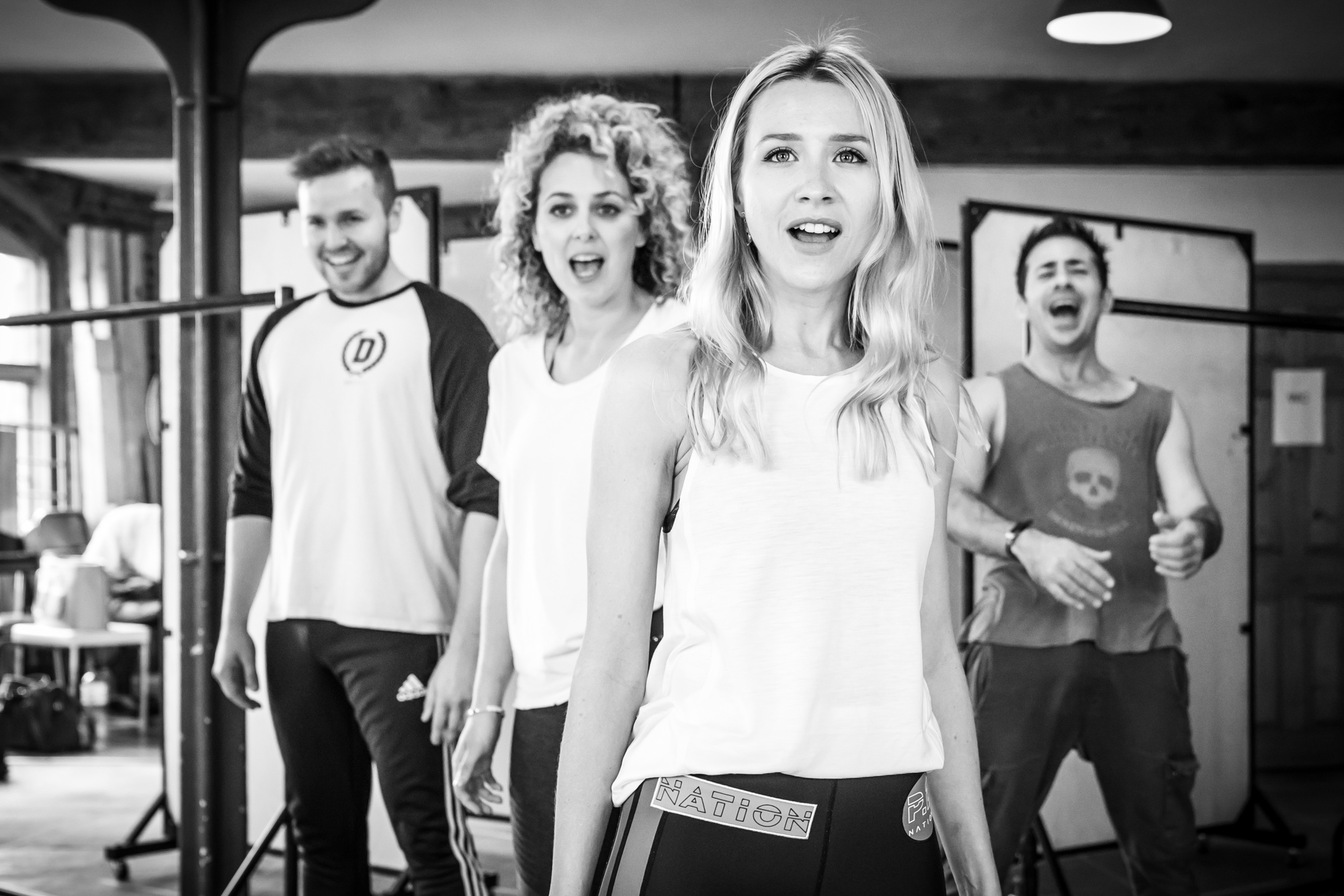 Mythic • Charing Cross Theatre • Dir. Sarah O'Gleby