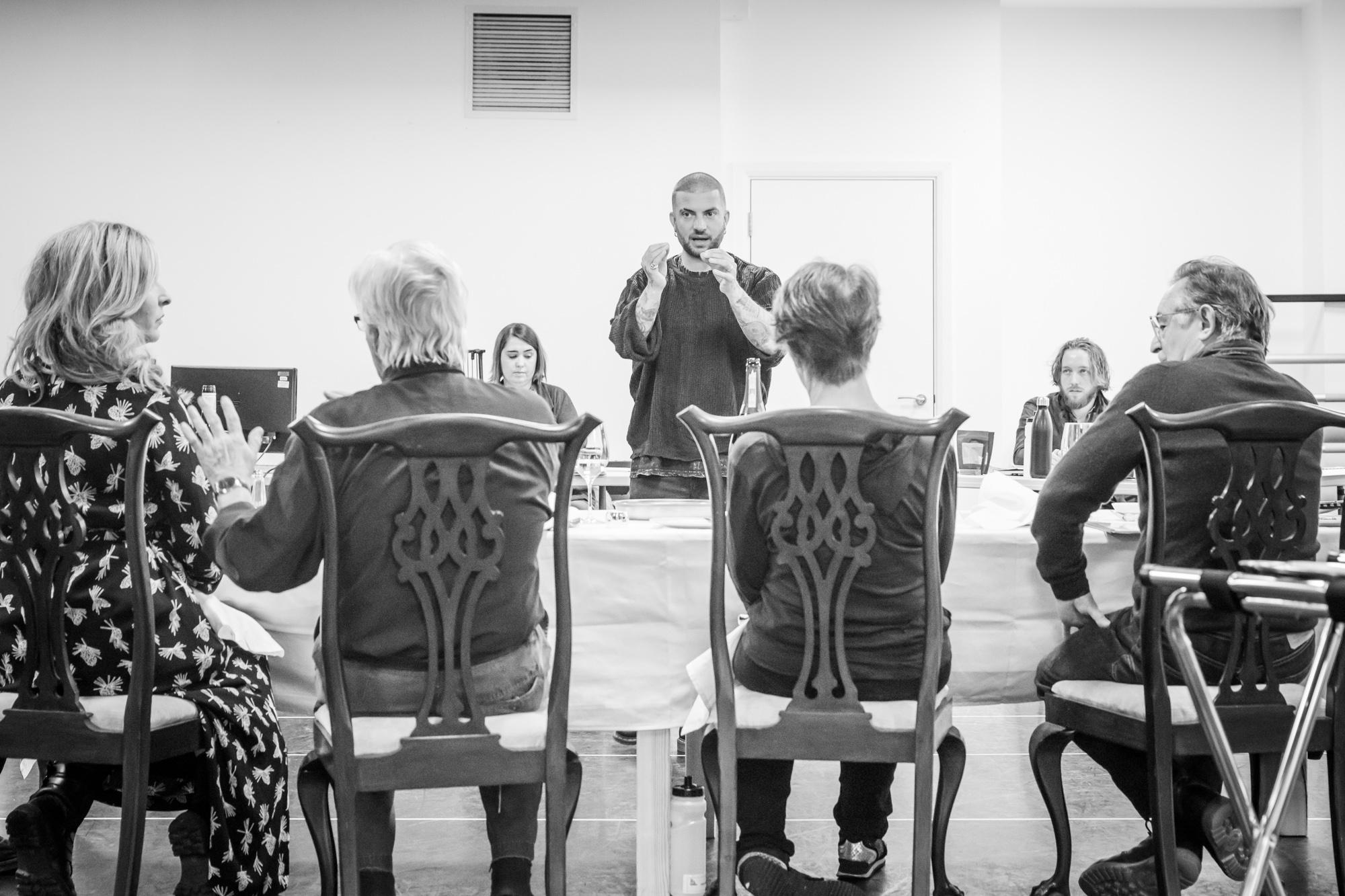 Celebration • Harold Pinter Theatre • Dir. Jamie Lloyd