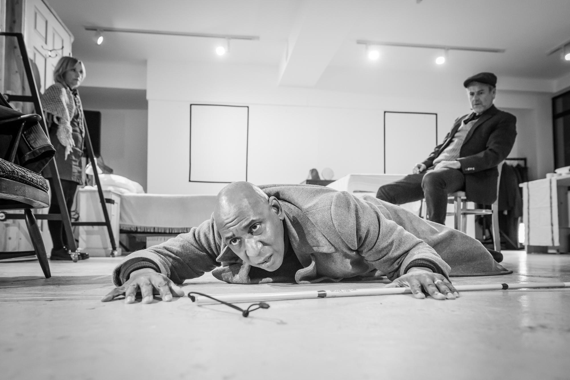 The Room • Harold Pinter Theatre • Dir. Patrick Marber