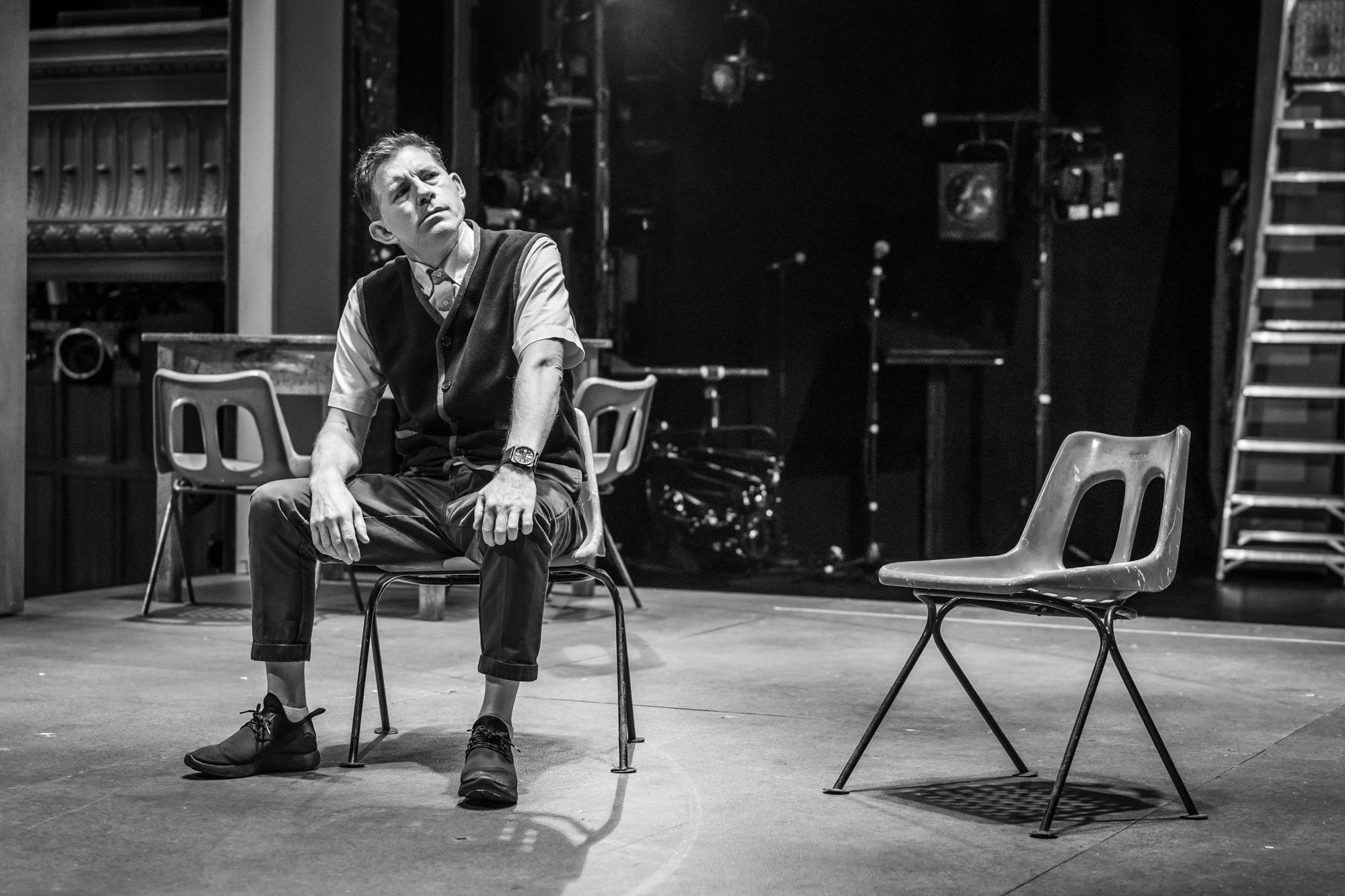 Monologue • Harold Pinter Theatre • Dir. Jamie Lloyd