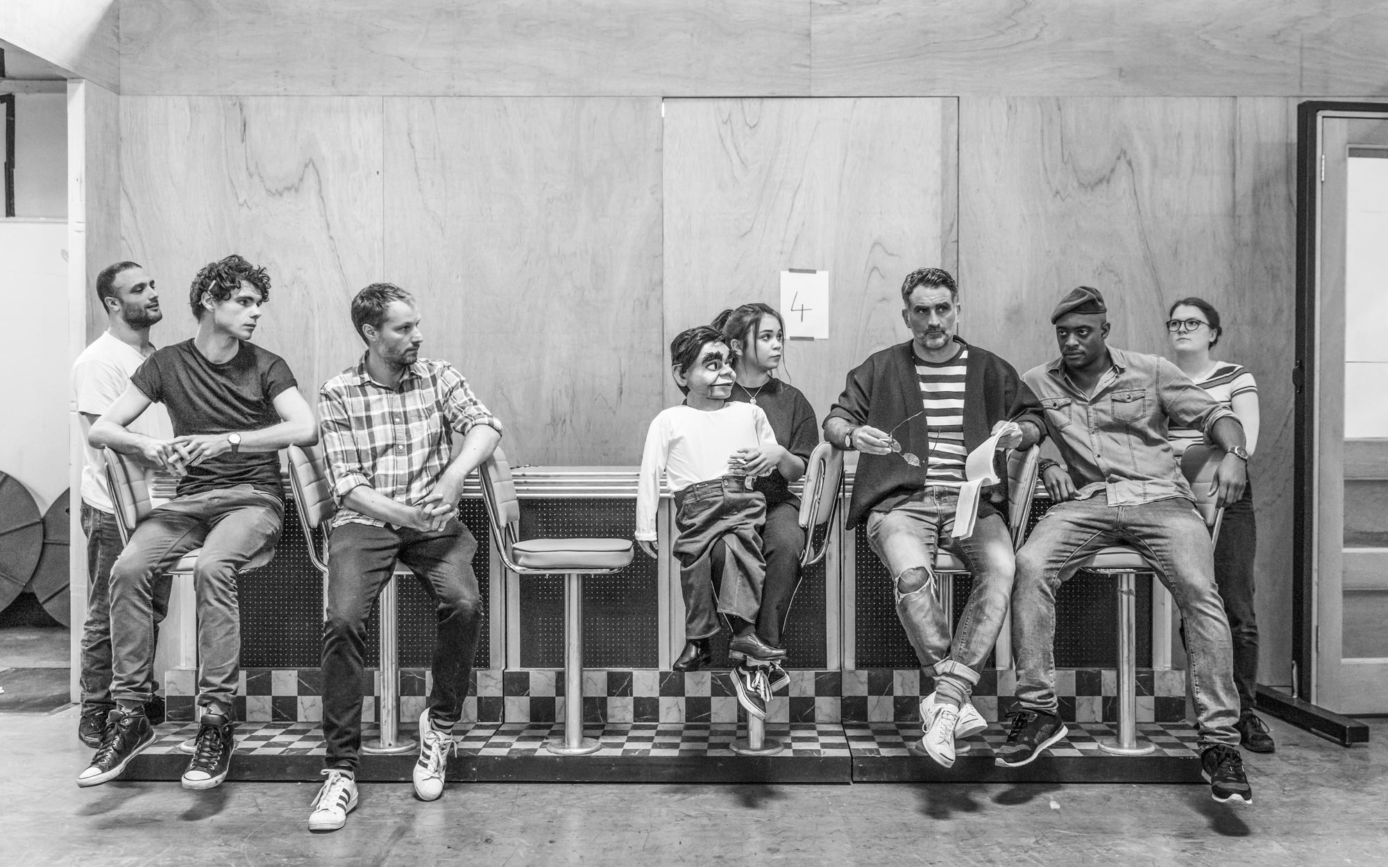 The Twilight Zone • Almeida Theatre • Dir. Richard Jones