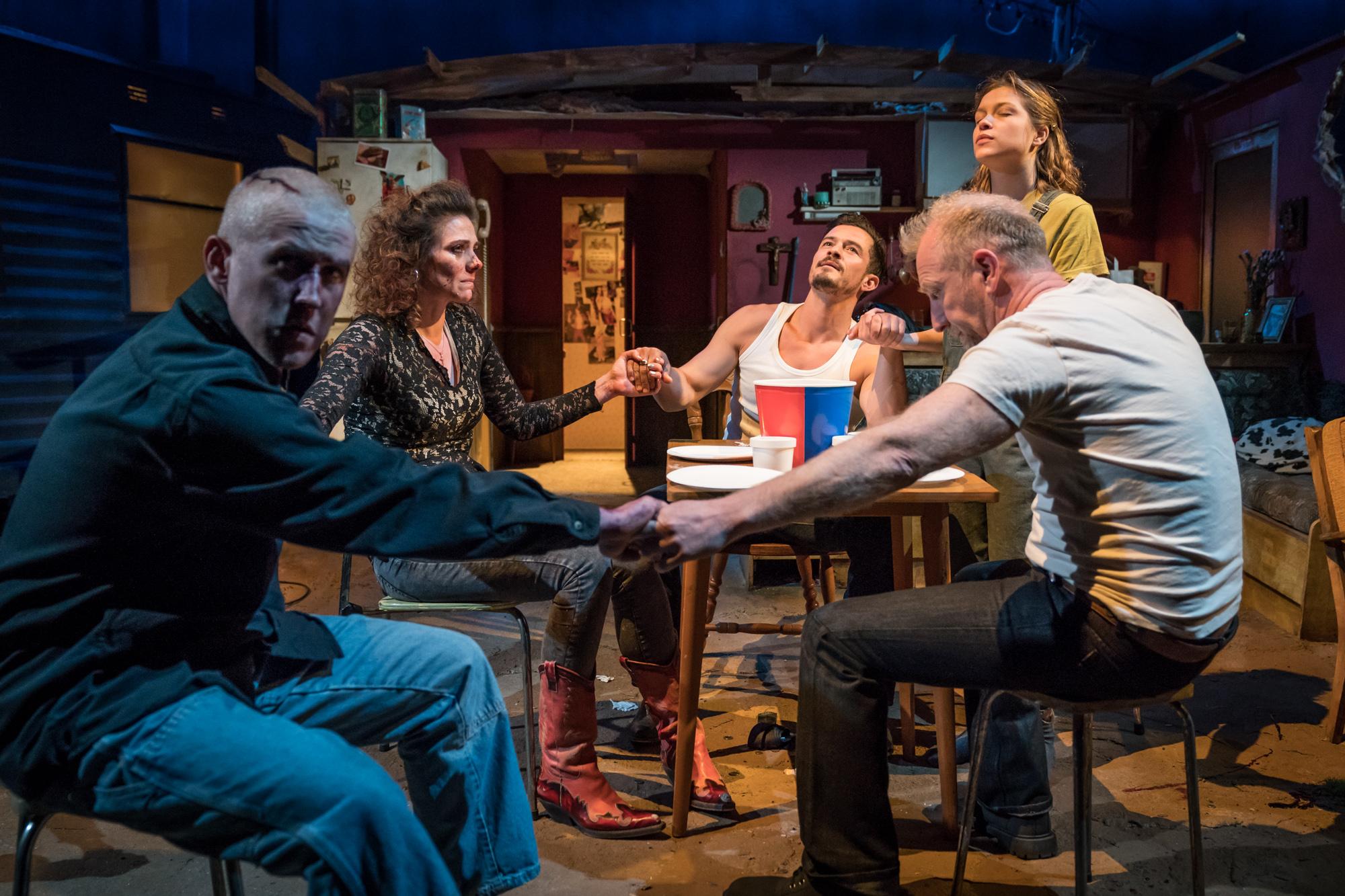 Killer Joe • Trafalgar Theatre •Dir. Simon Evans