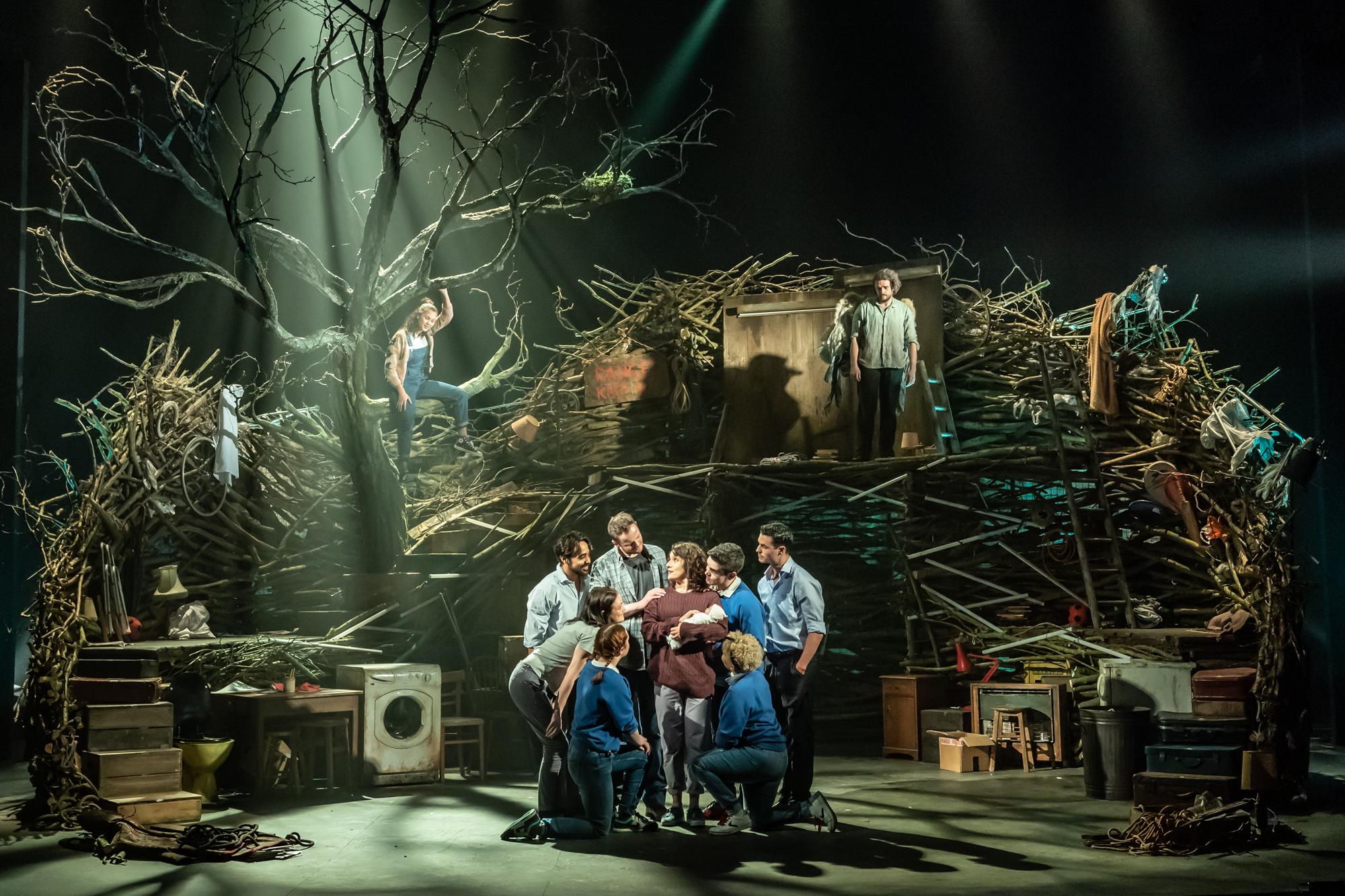 Skellig • Nottingham Playhouse •Dir. Lisa Blair
