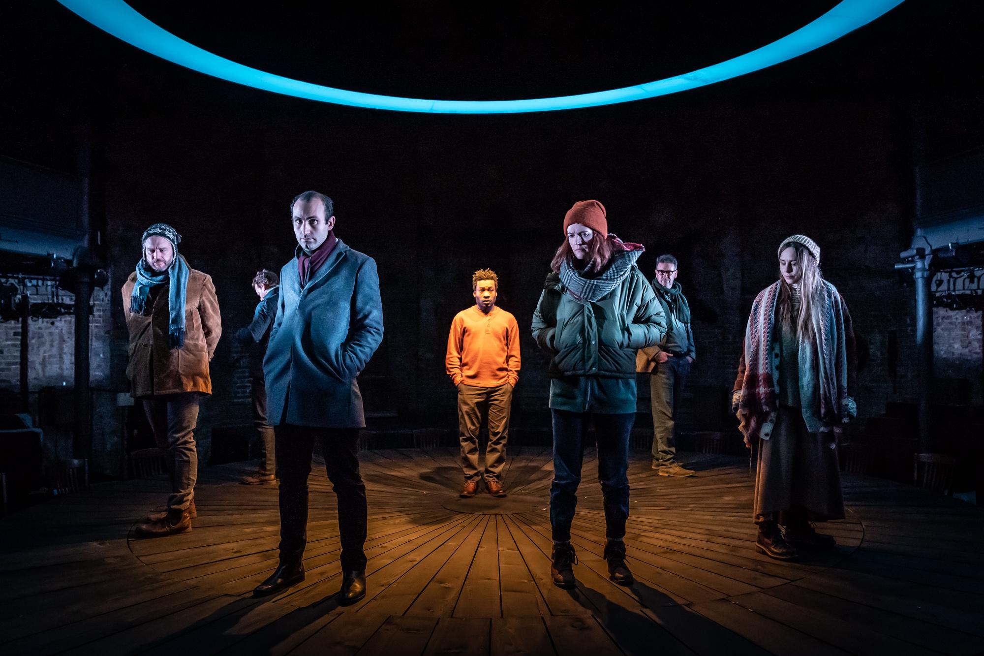 Shipwreck •Almeida Theatre • Dir. Rupert Goold