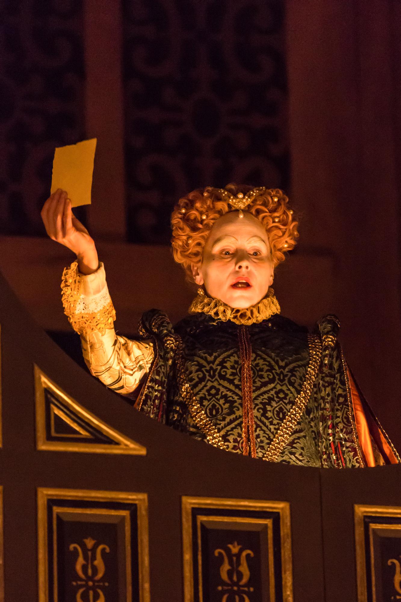 The Secret Theatre • Shakespeare's Globe • Dir. Matthew Dunster