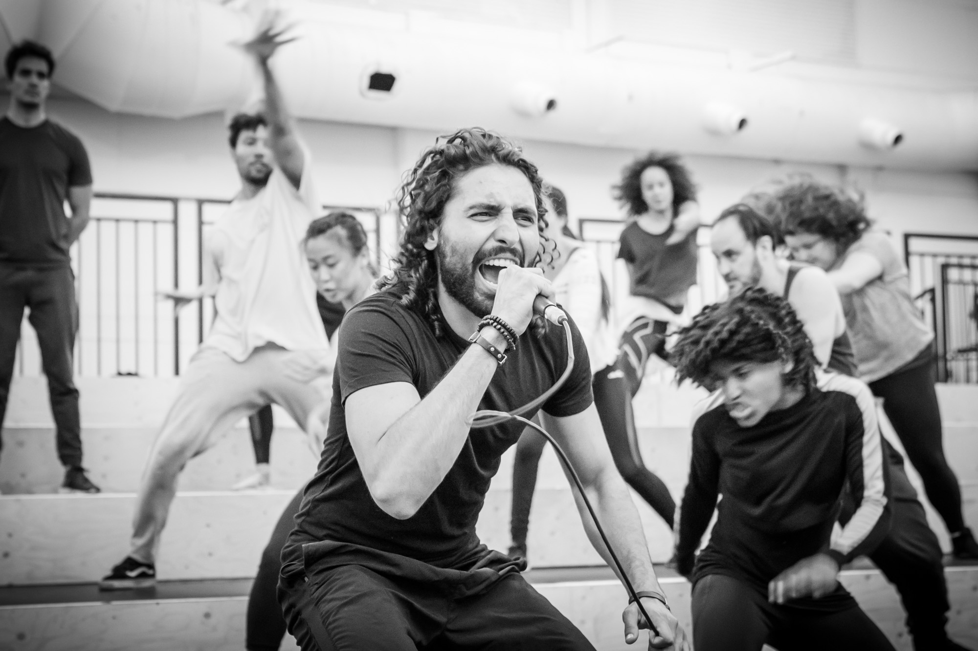 Evita • Open Air Theatre Regents Park • Dir. Jamie Lloyd