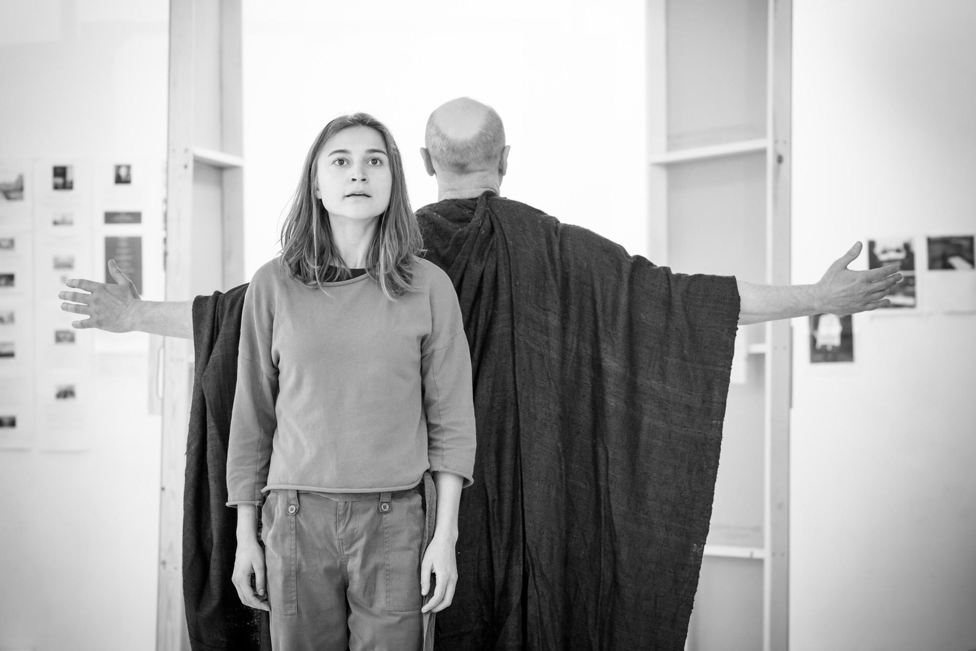 Jude • Hampstead Theatre • Dir. Edward Hall