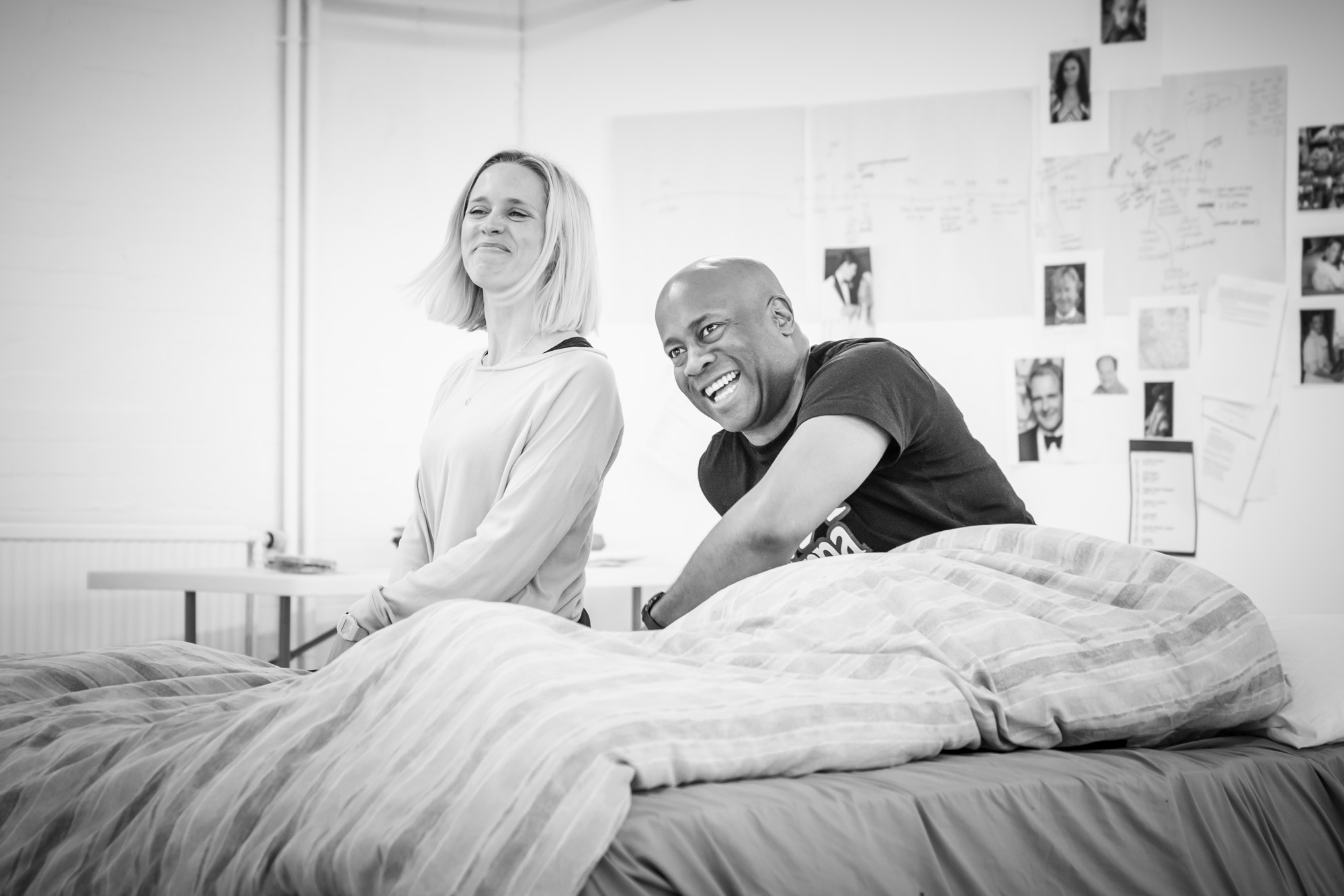The Memory of Water • Nottingham Playhouse • Dir. Adele Turner