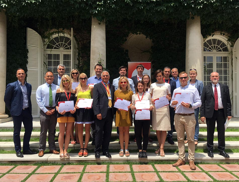 2018 Competitiveness Summer School - Concluding session