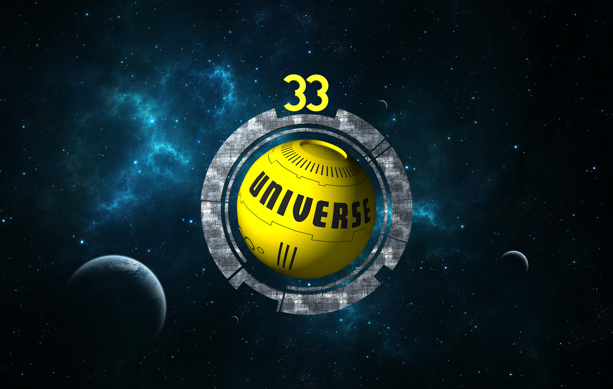 Universe 33 : Live website    Donnie Plumly (CT)  Gabe Sherman (CW)
