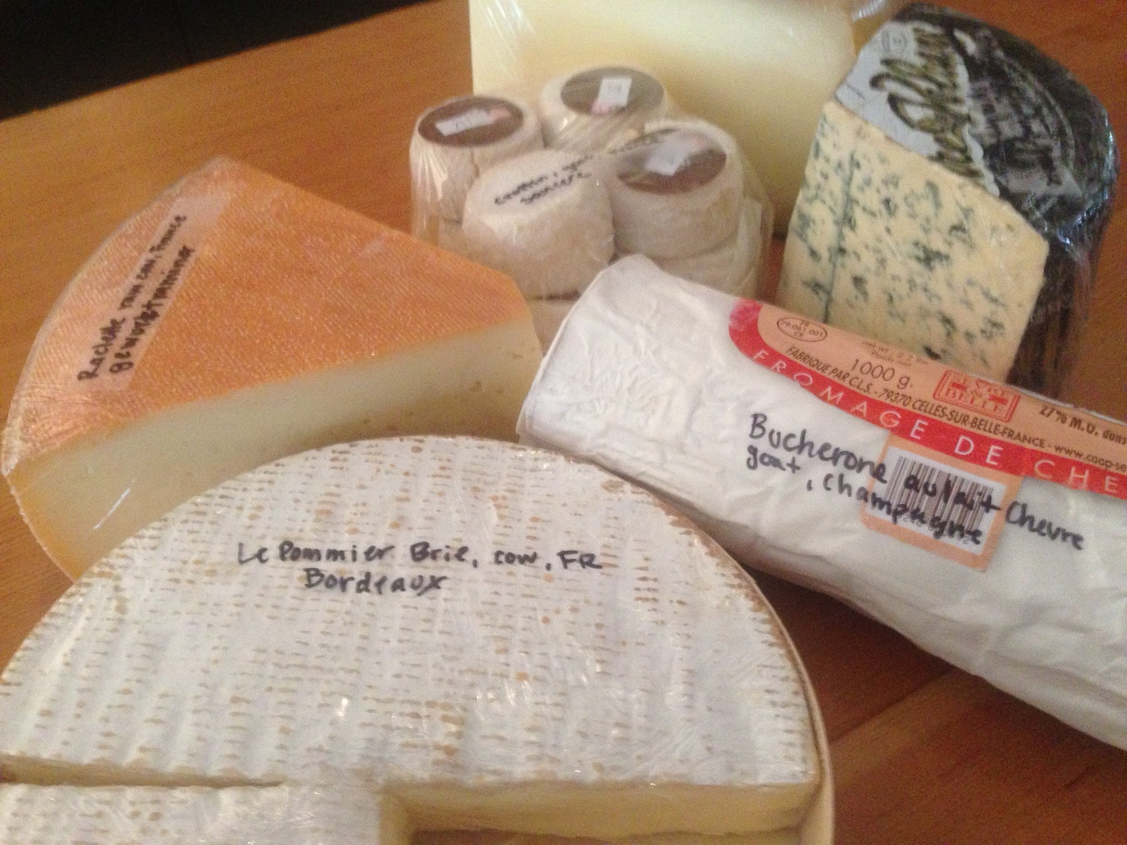 Wine & Cheese of France