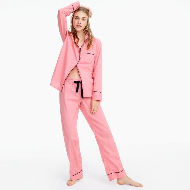 Pink Vintage PJs from J.Crew