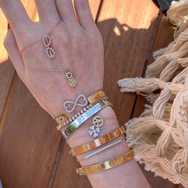 Long wknd vibes! |#aylanyc #finejewelry #memorialdayweekend