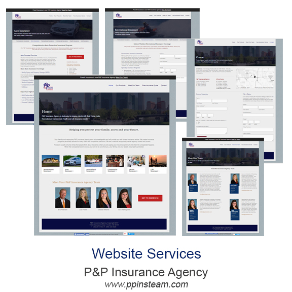 AstoundSolutions Website Design P&P Insurance Agency.jpg