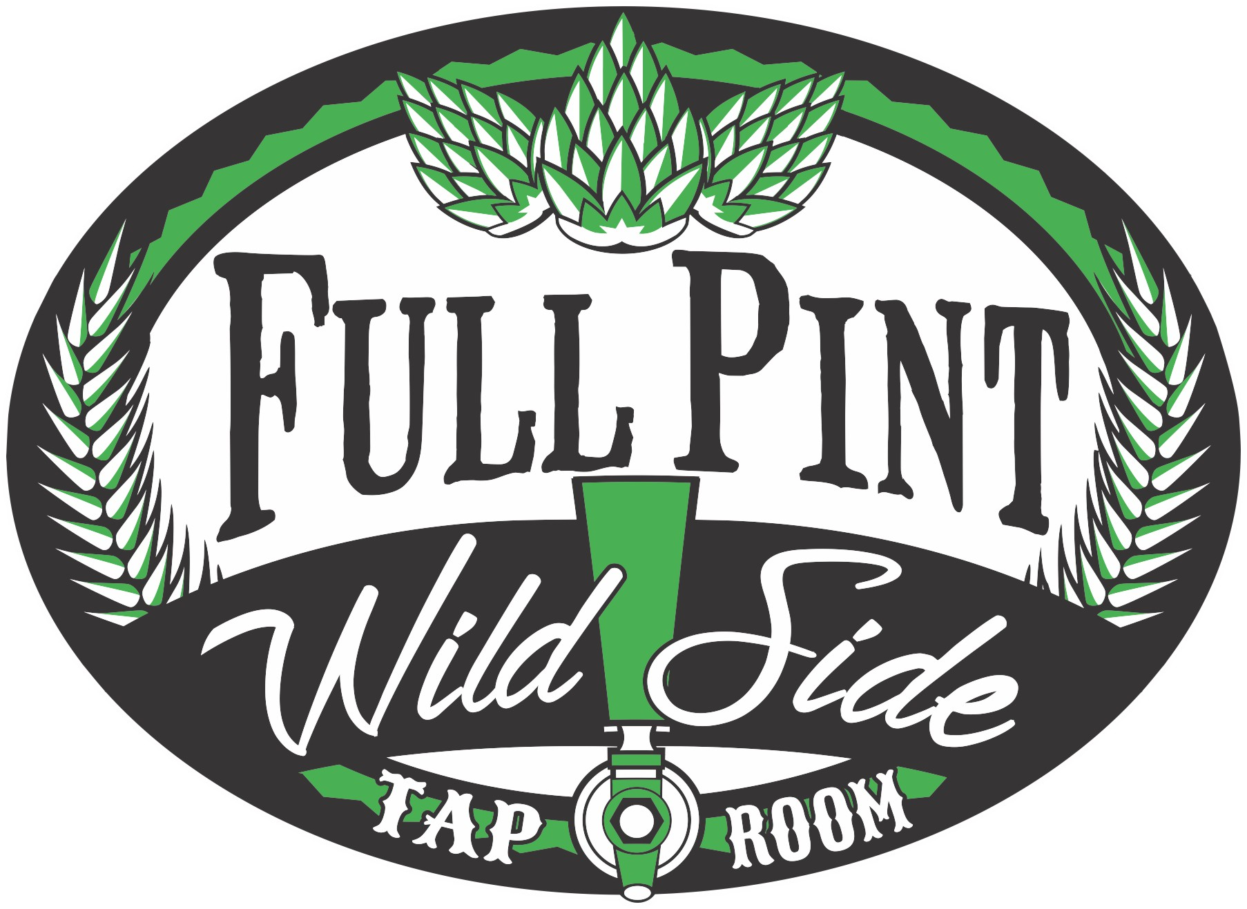 Full Pint Brewing Company  opened its doors as a production brewery in 2009. Since then, they have opened two on-premise pubs, including the Wild Side pub in Lawrenceville, and expanded distribution into several states. Although their flagship brew, White Lightning, has always been a primary focus, founders/brewmasters Barrett Goddard and Sean Hallisey use their 35+ years of professional brewing experience to craft everything from Flemish style sour ales to chili pepper Berliner Weisse.